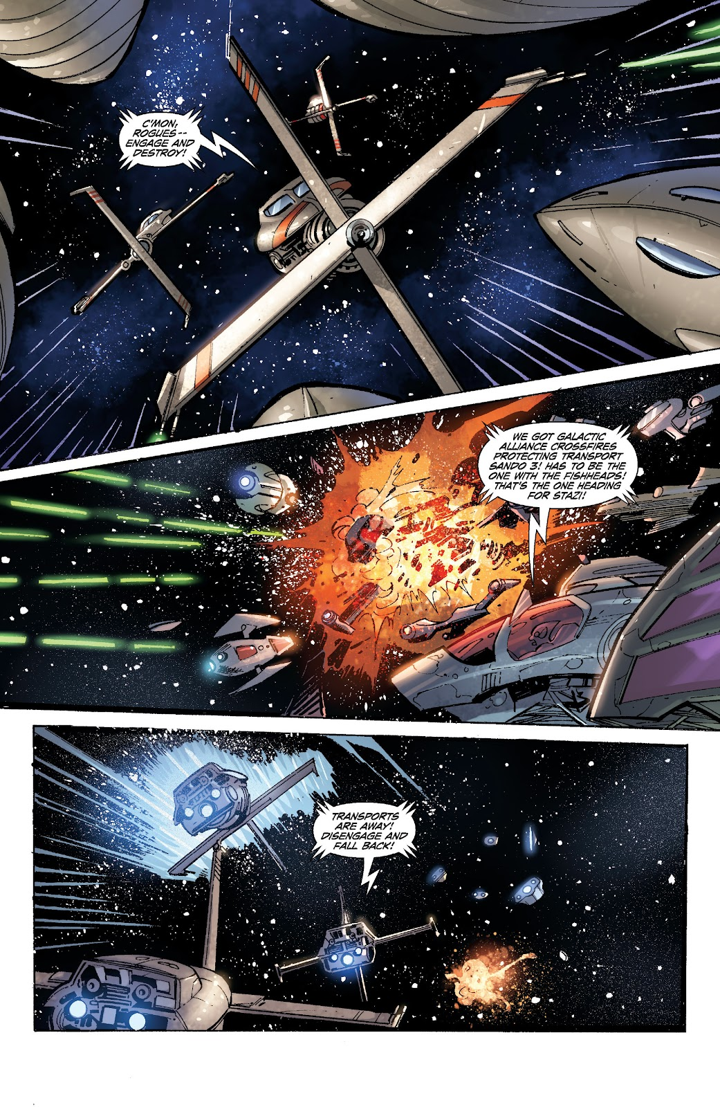 Read online Star Wars Legends: Legacy - Epic Collection comic -  Issue # TPB 2 (Part 5) - 30