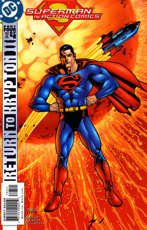 Action Comics (1938) 793 Page 1