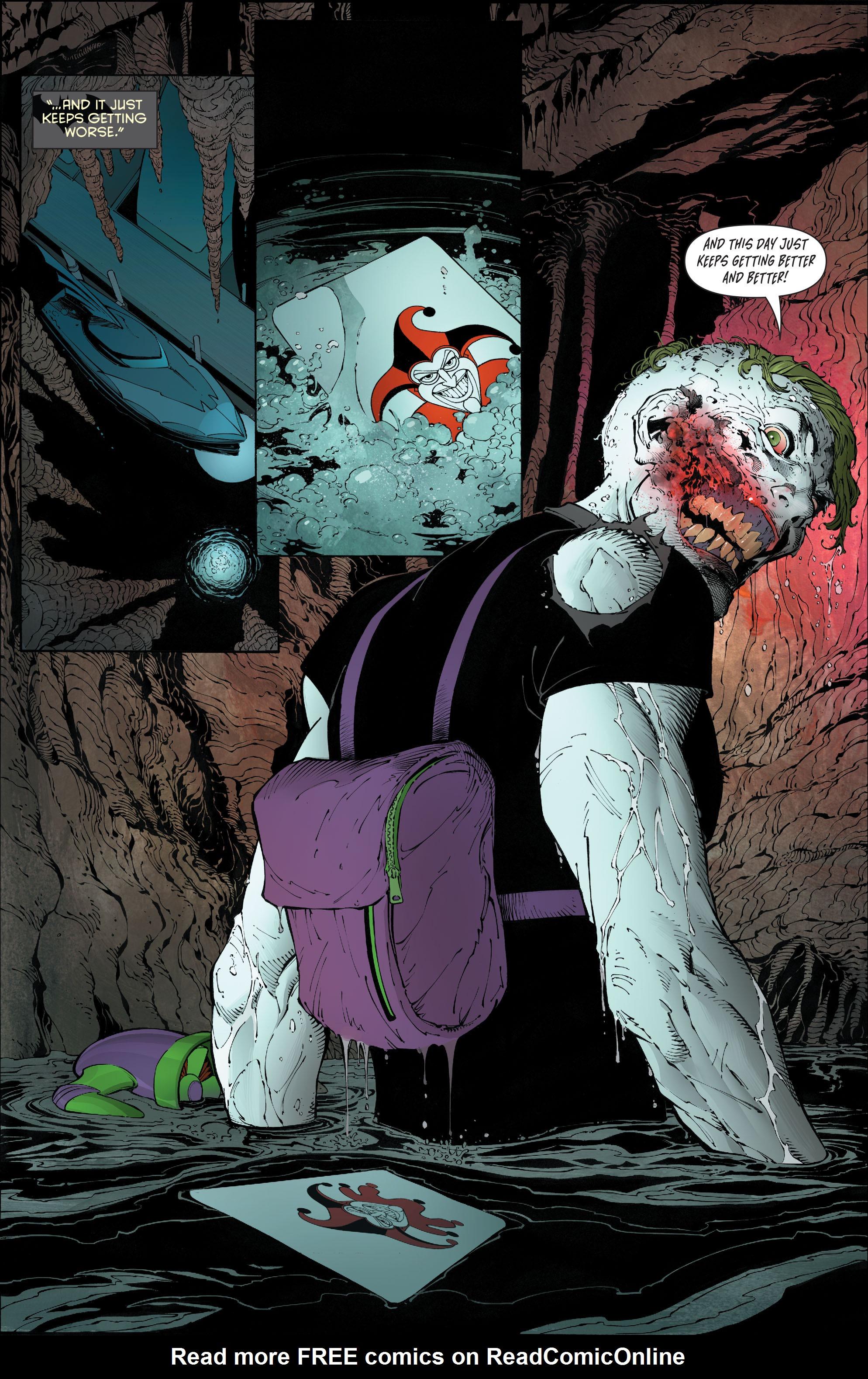 Read online Batman (2011) comic -  Issue # _TPB 7 - 112