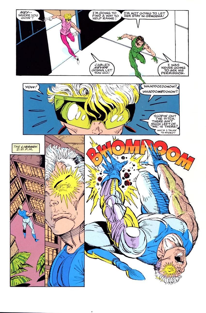 Read online Wolverine: Origins comic -  Issue #25 - 35