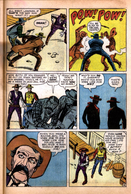 Gunsmoke Western issue 64 - Page 31