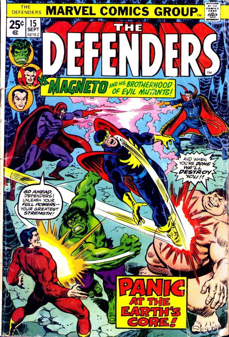 The Defenders (1972) 15 Page 1