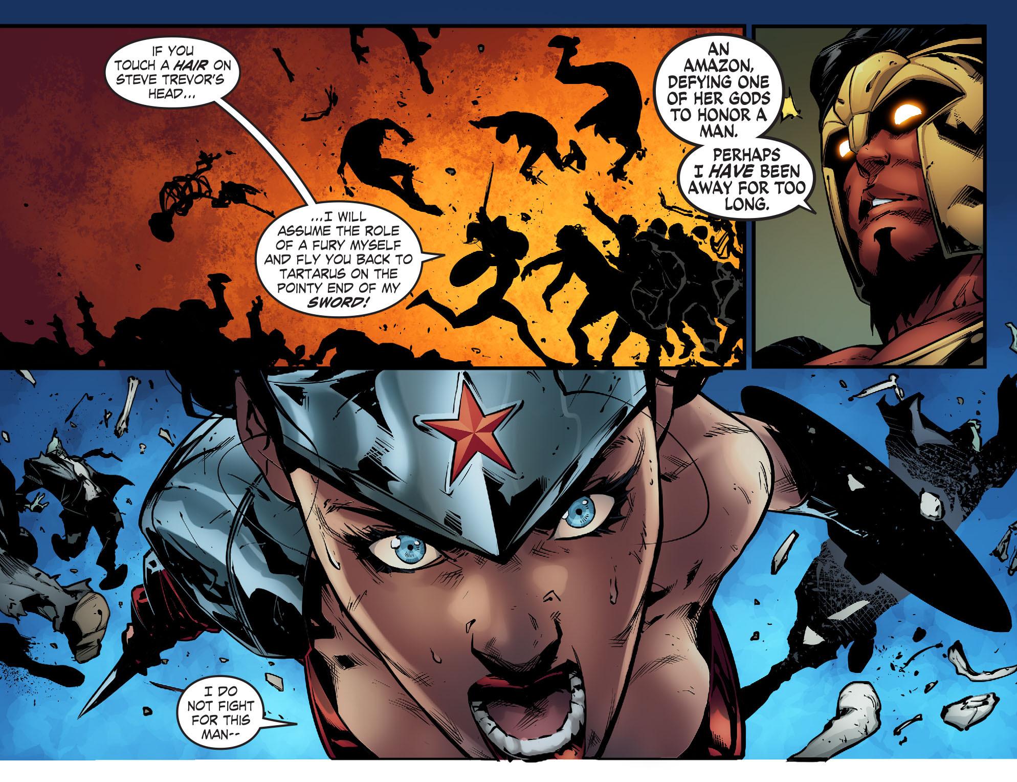 Read online Smallville: Season 11 comic -  Issue #68 - 7