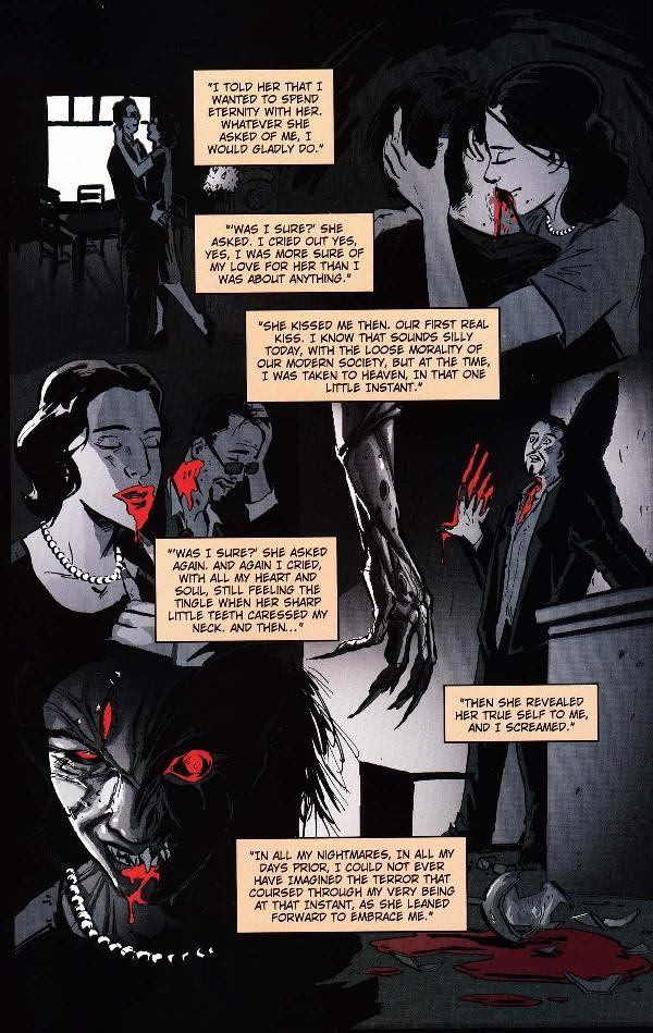 Read online Vampire the Masquerade comic -  Issue # Nosferatu - 40