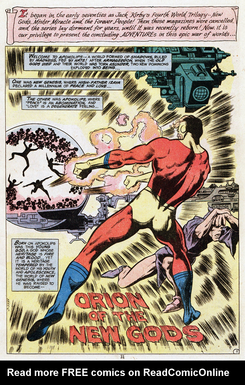 Read online Adventure Comics (1938) comic -  Issue #459 - 33