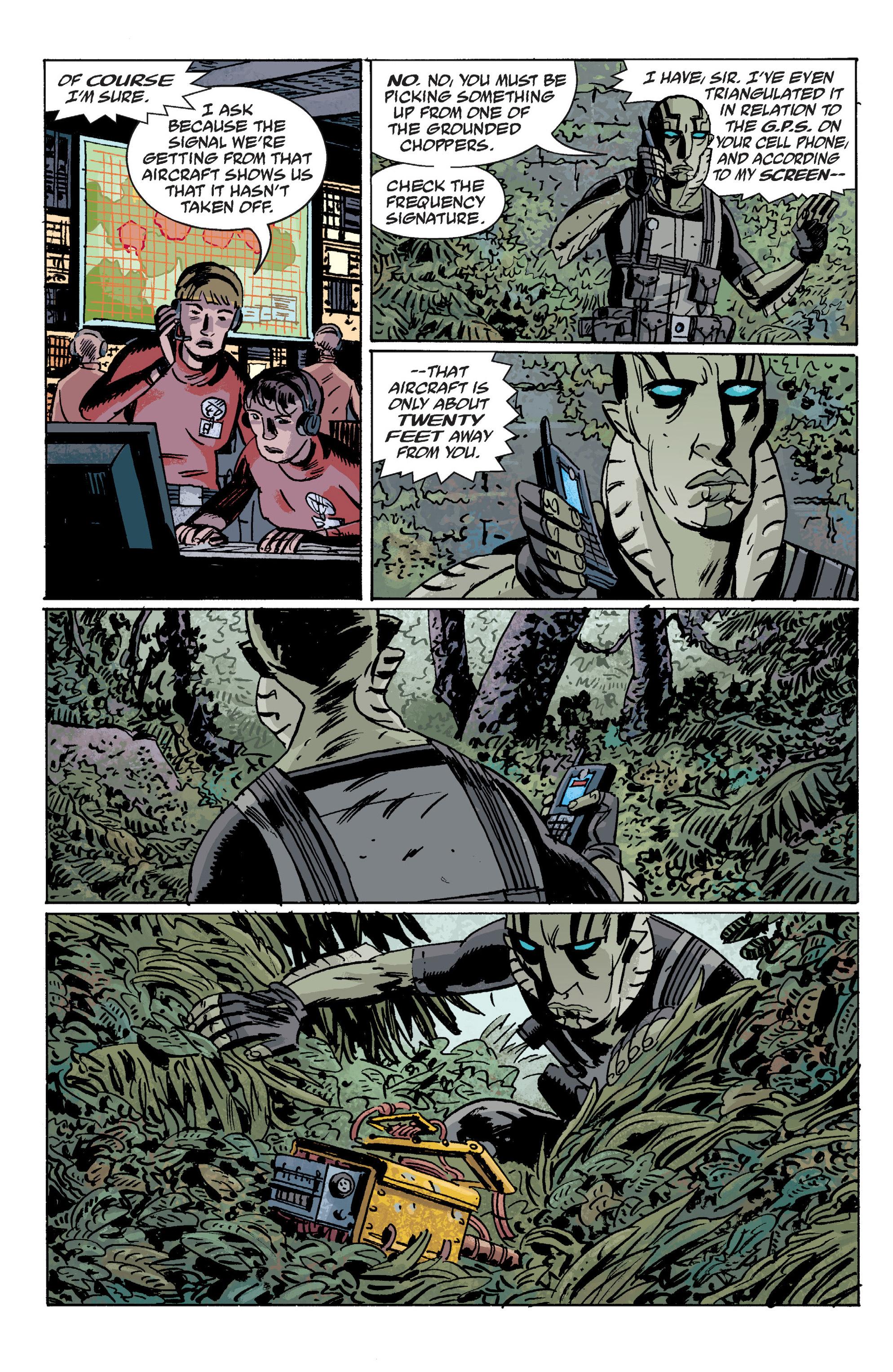 Read online B.P.R.D. (2003) comic -  Issue # TPB 10 - 62