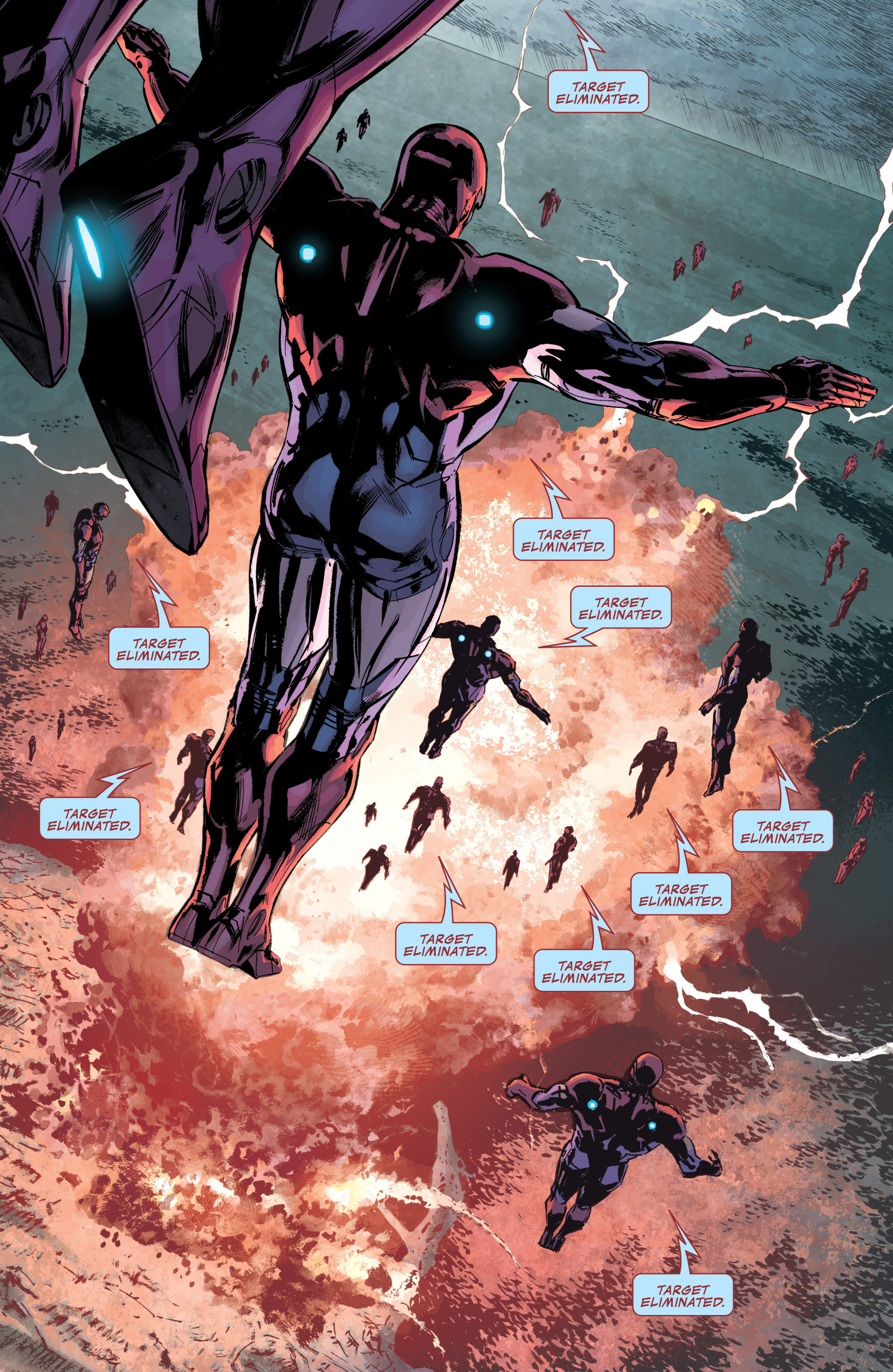 Read online Secret Avengers (2013) comic -  Issue #6 - 6