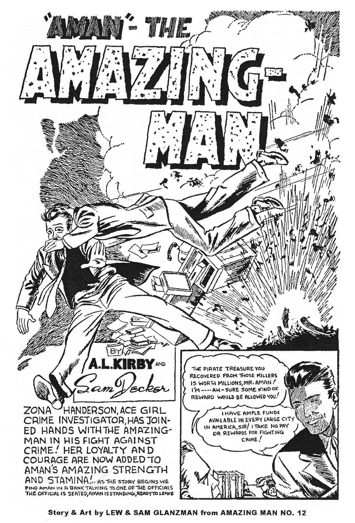 Read online Men of Mystery Comics comic -  Issue #83 - 13