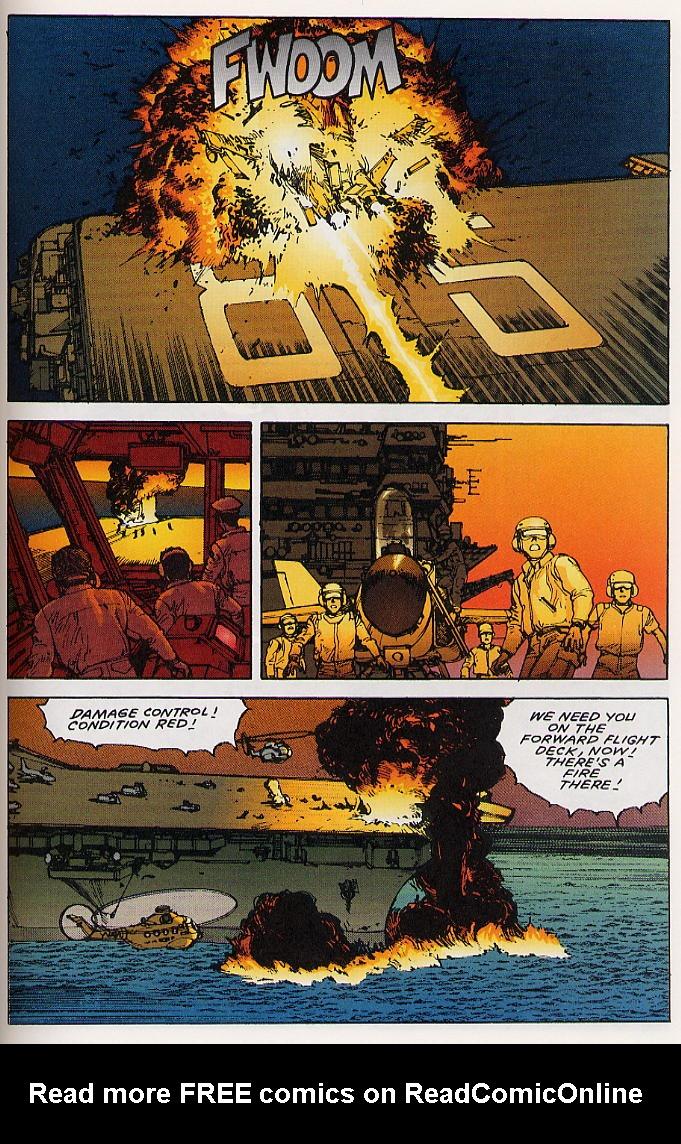 Read online Akira comic -  Issue #26 - 56