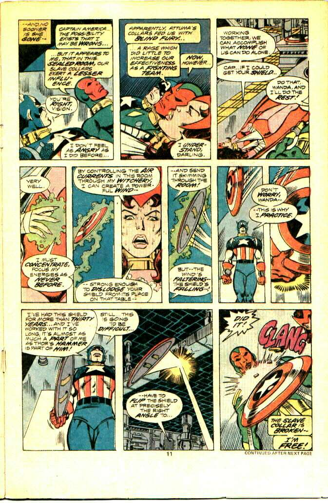 The Avengers (1963) 155 Page 7