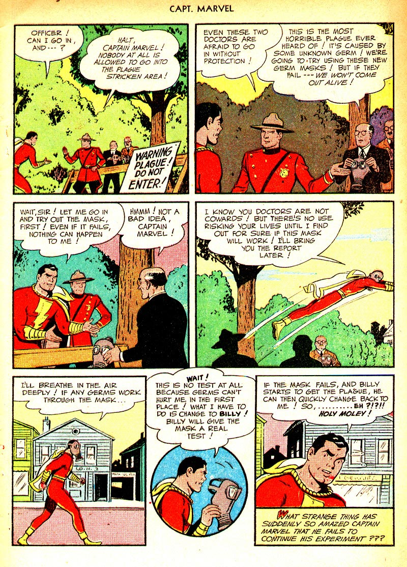 Captain Marvel Adventures issue 88 - Page 39