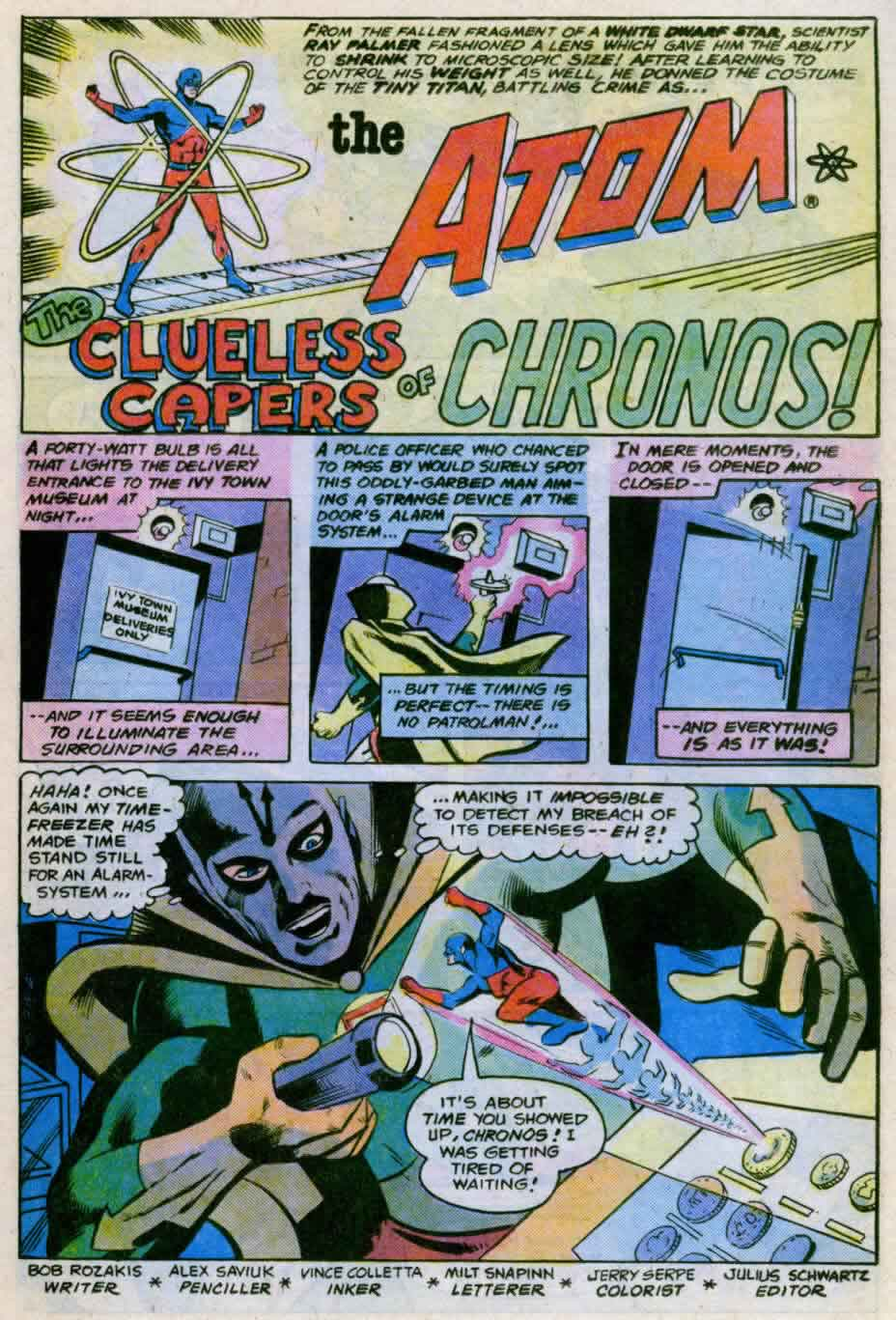 Read online Action Comics (1938) comic -  Issue #516 - 20