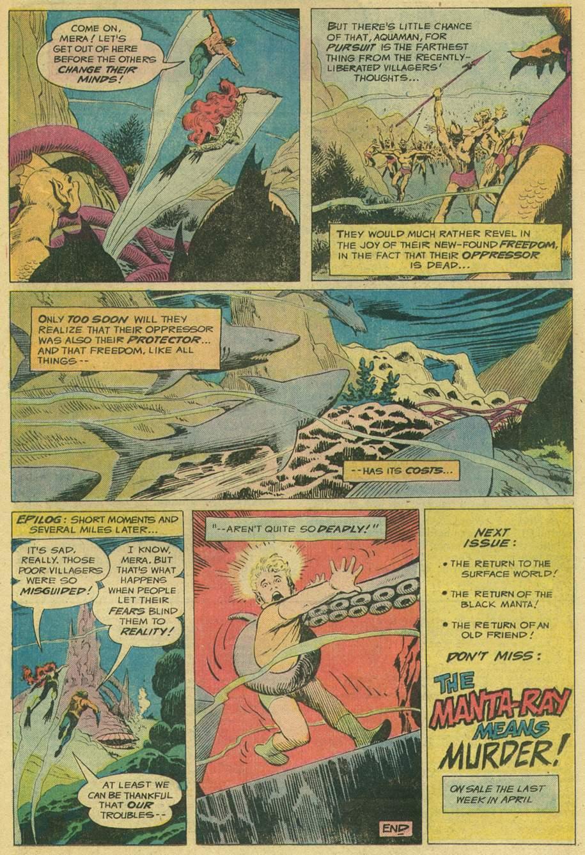 Read online Adventure Comics (1938) comic -  Issue #445 - 21