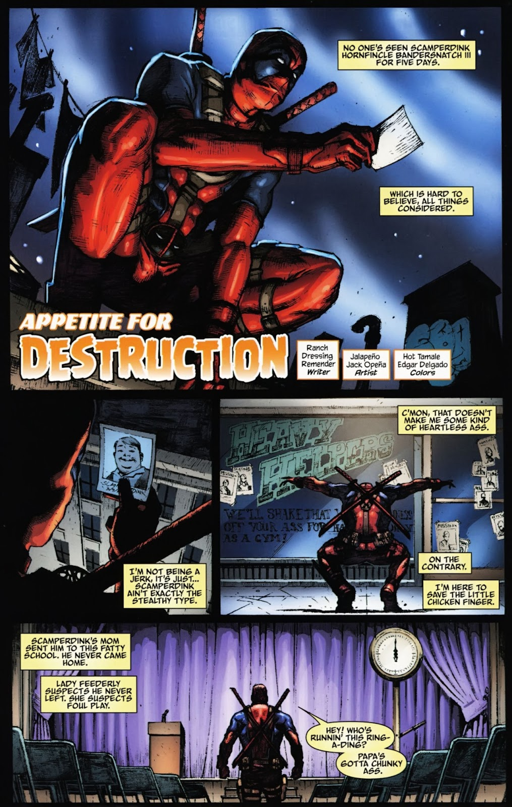 Read online Deadpool (2008) comic -  Issue #1000 - 24