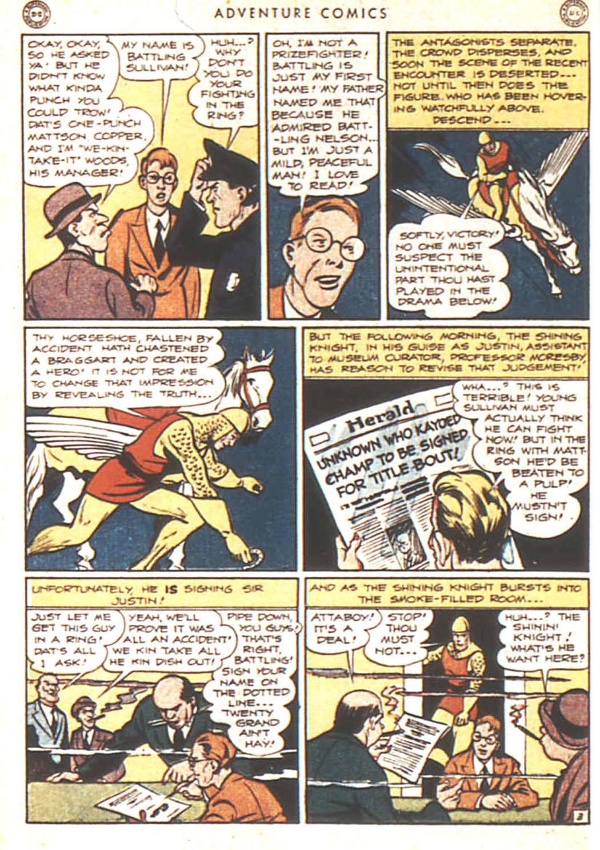 Read online Adventure Comics (1938) comic -  Issue #92 - 20