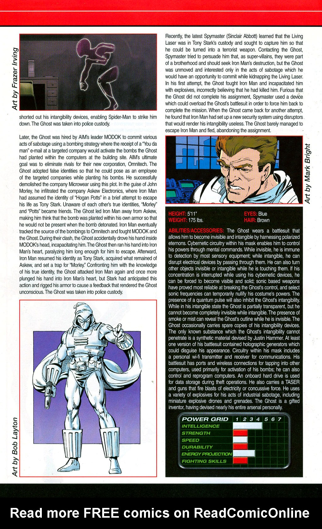 Read online All-New Official Handbook of the Marvel Universe A to Z: Update comic -  Issue #3 - 22