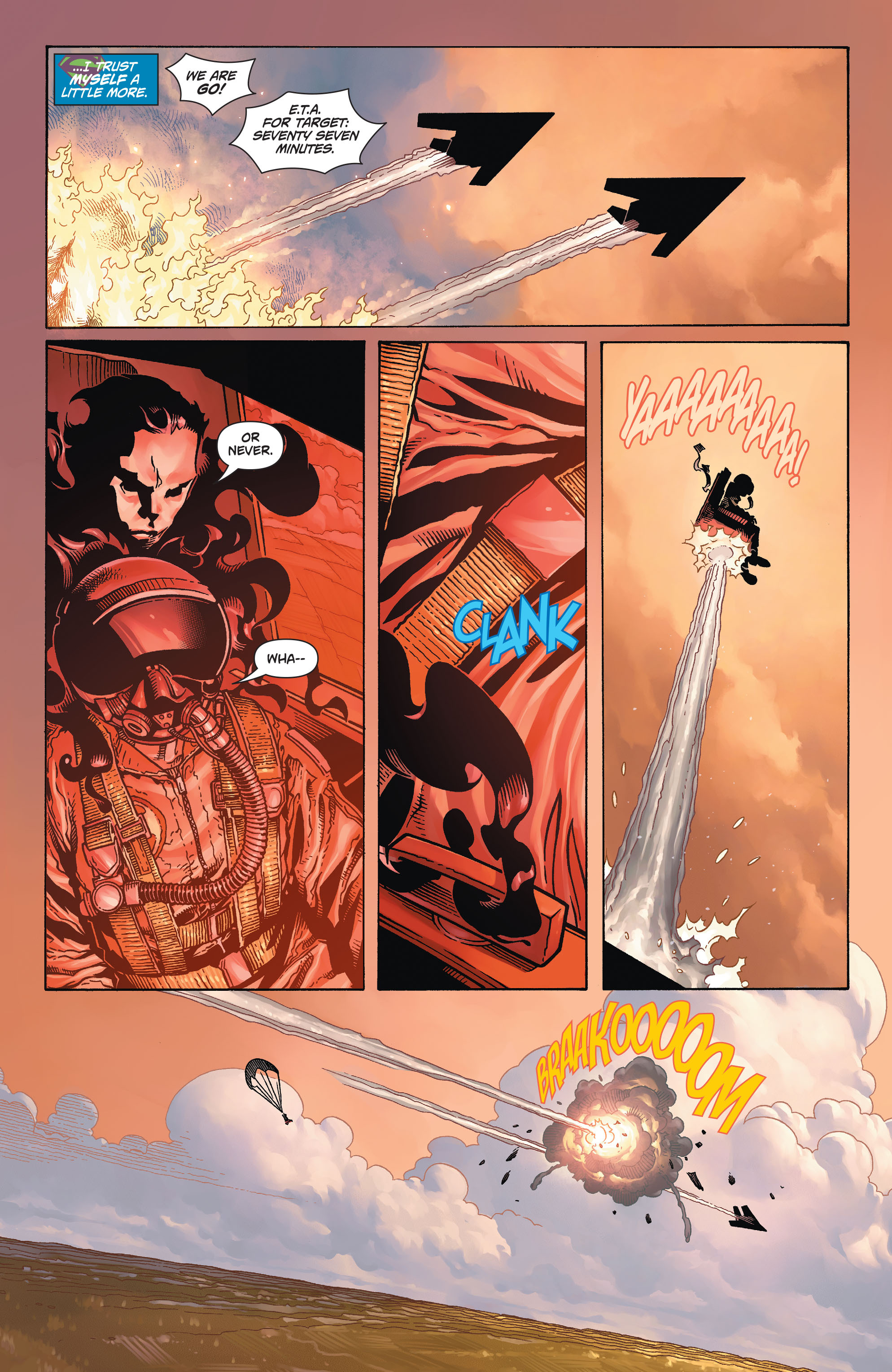 Read online Action Comics (2011) comic -  Issue #47 - 11