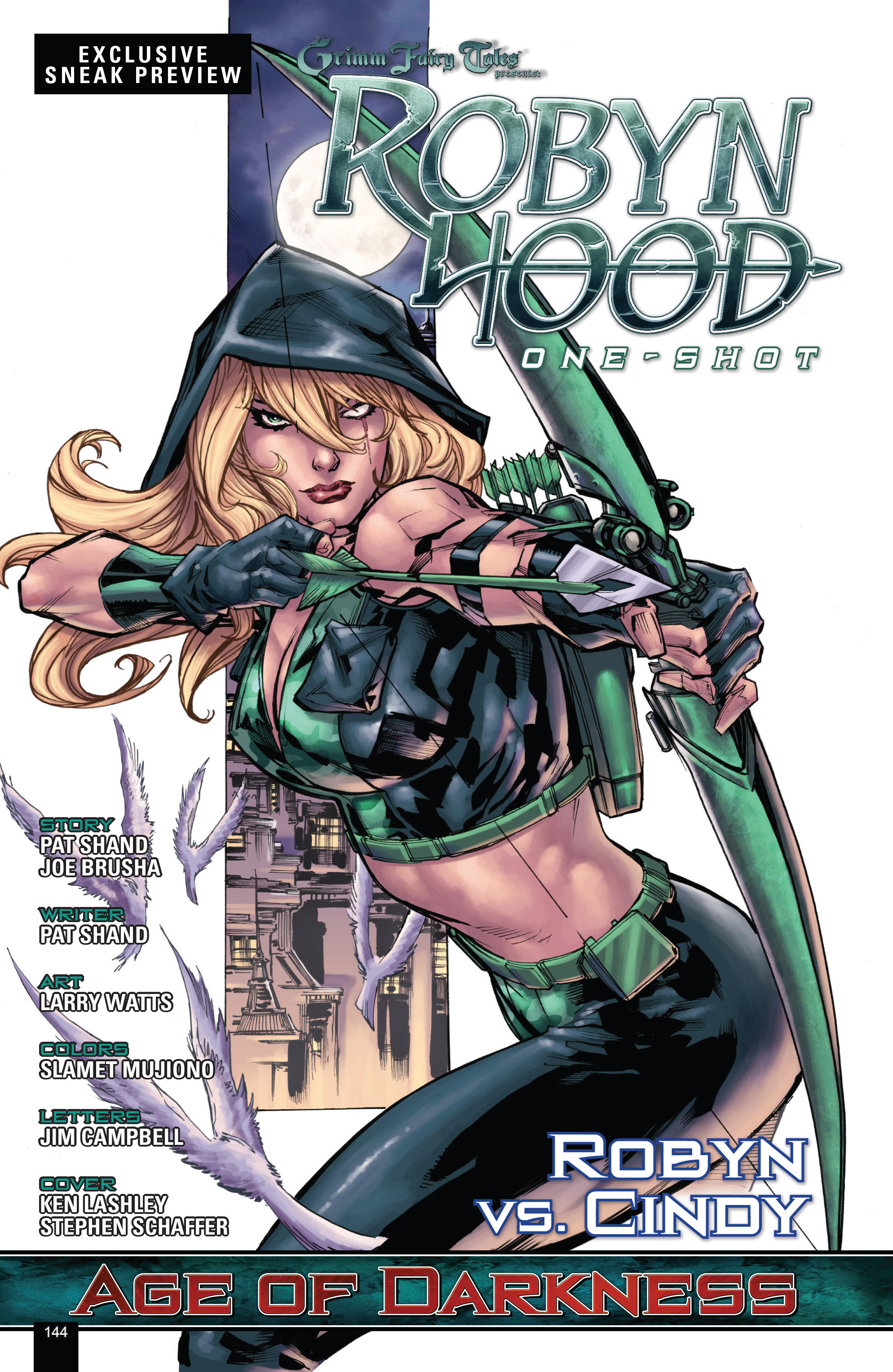 Read online Grimm Fairy Tales presents Code Red comic -  Issue # TPB - 143
