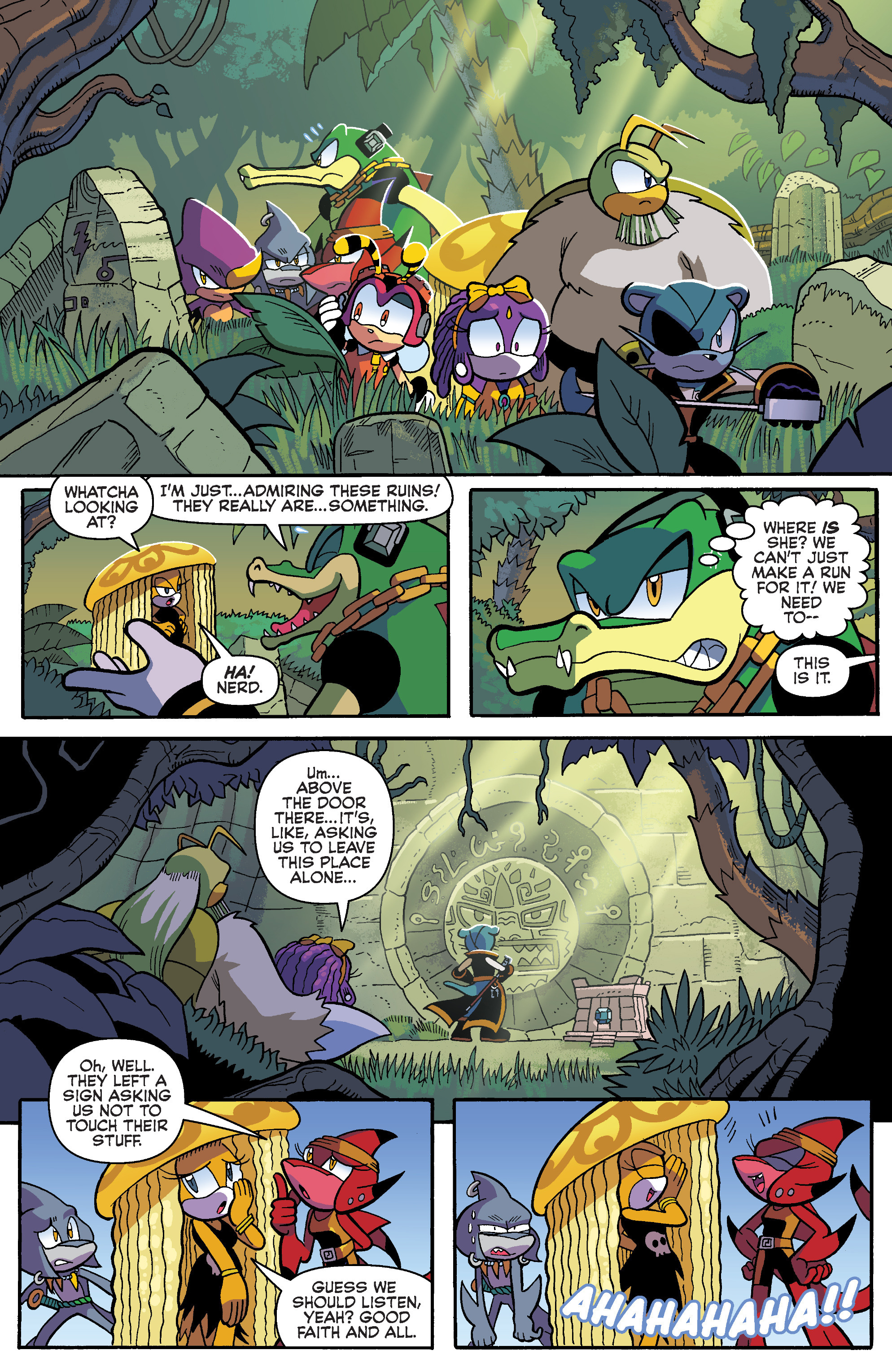 Read online Sonic Universe comic -  Issue #93 - 21