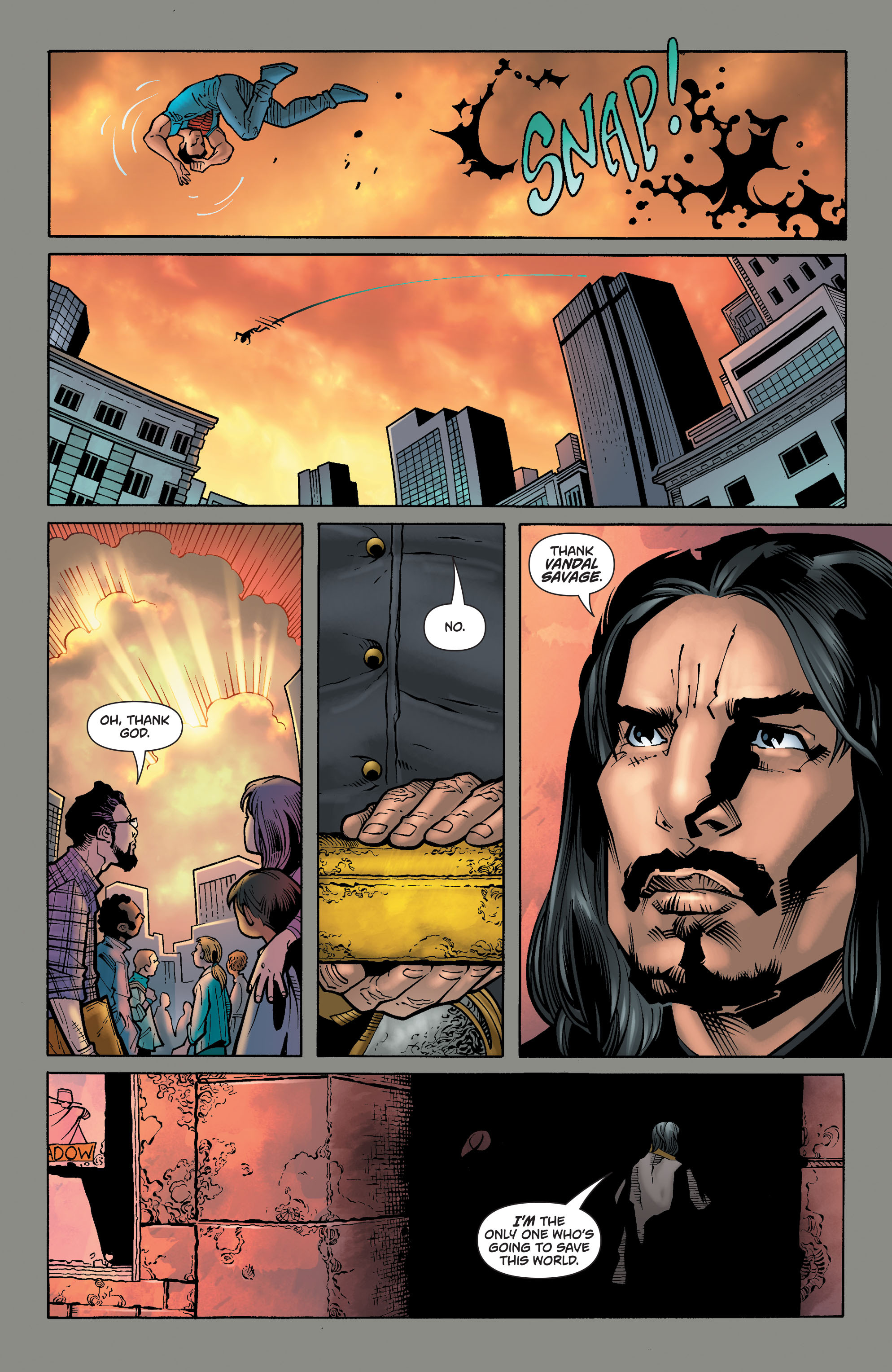 Read online Action Comics (2011) comic -  Issue #47 - 23