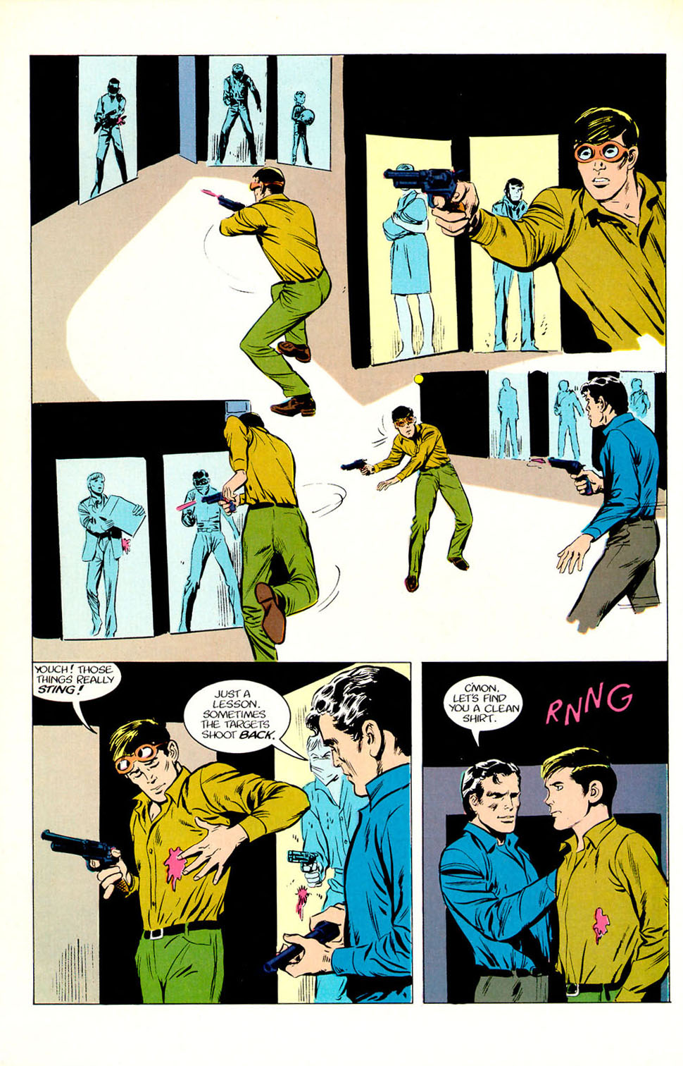 Jon Sable, Freelance issue 51 - Page 18