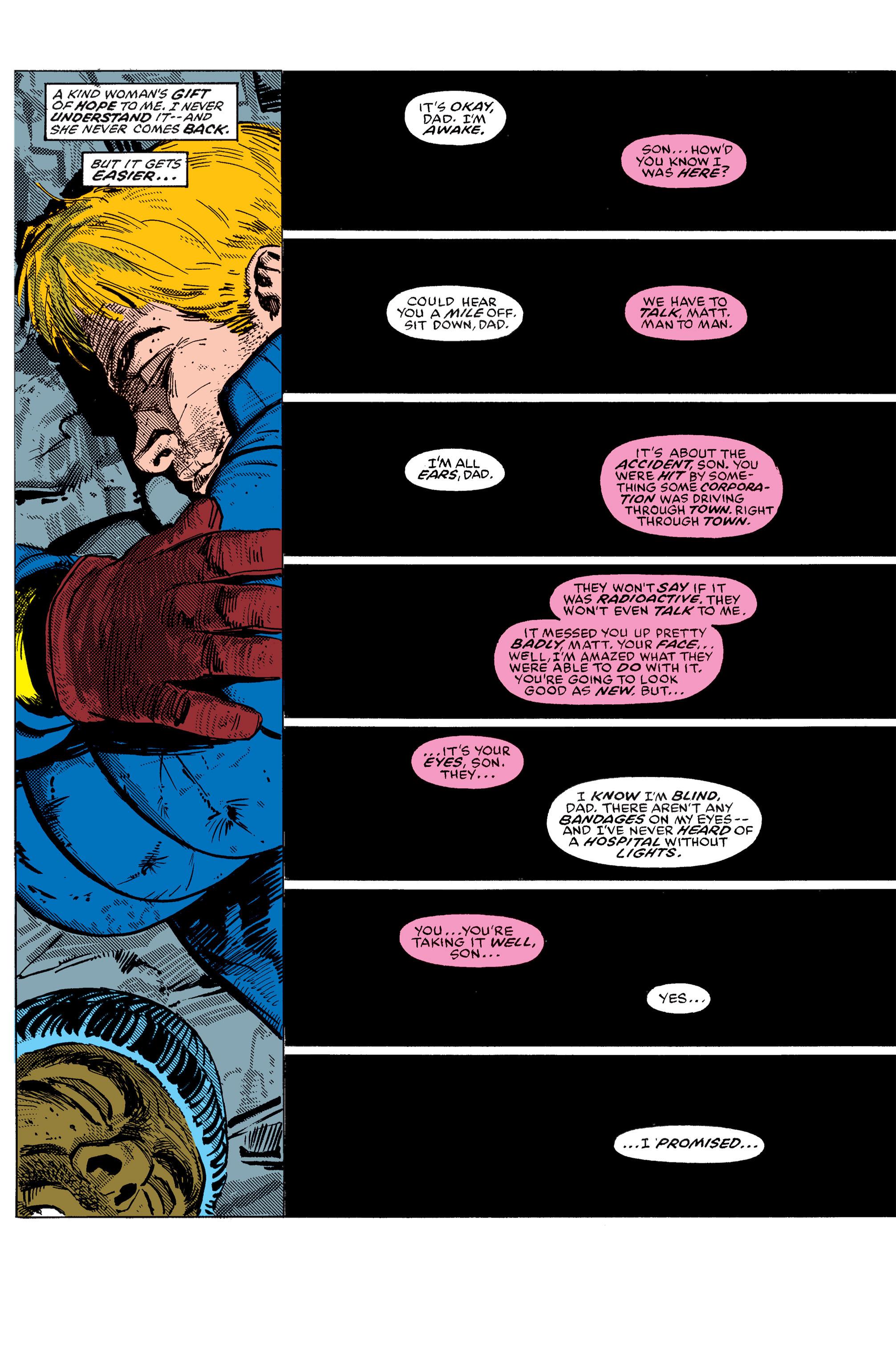 Read online Daredevil: Born Again comic -  Issue # Full - 81