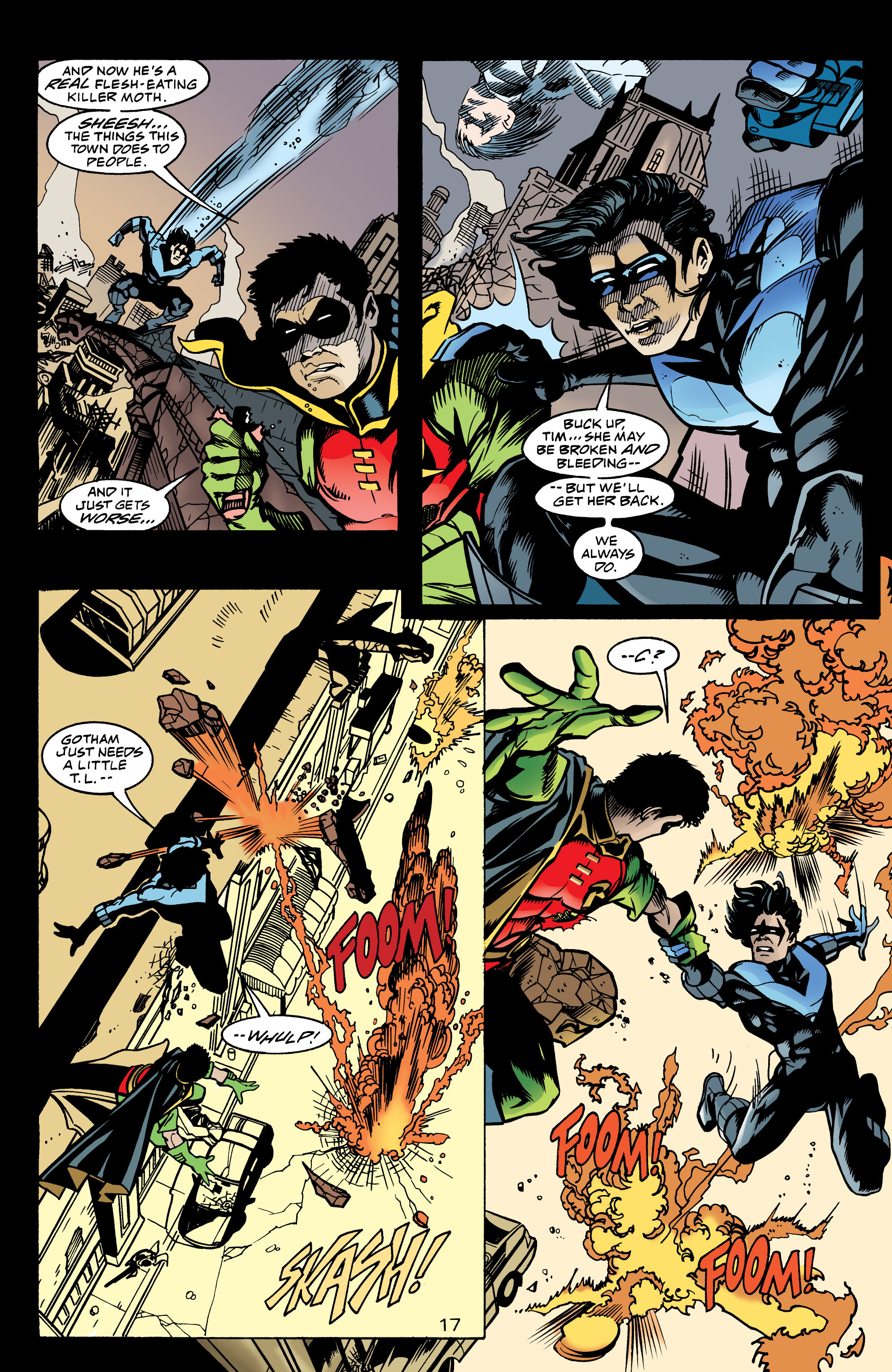 Read online Batman: Day of Judgment comic -  Issue # Full - 18