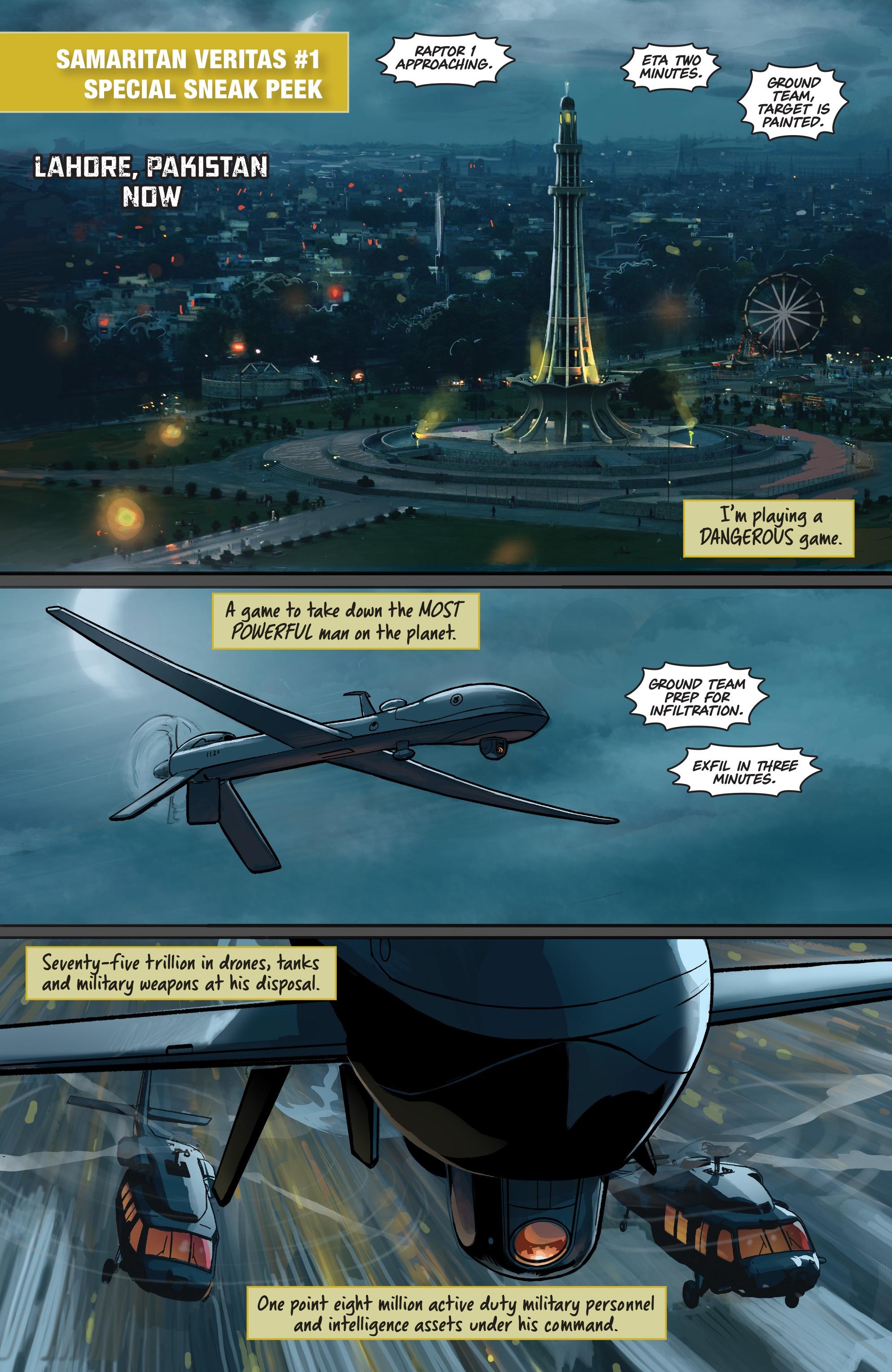 Read online Romulus comic -  Issue #4 - 24