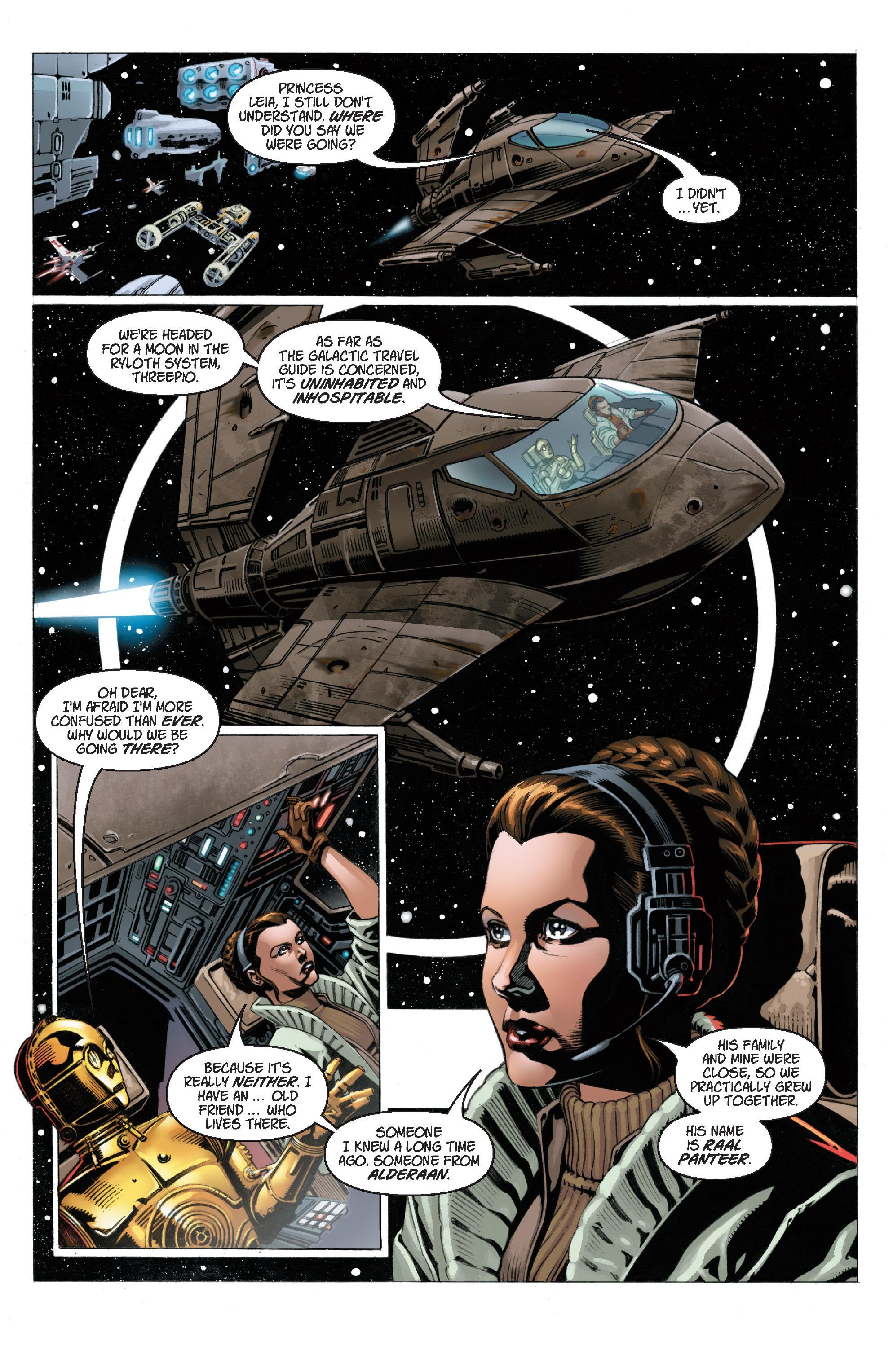 Read online Star Wars Omnibus comic -  Issue # Vol. 17 - 242