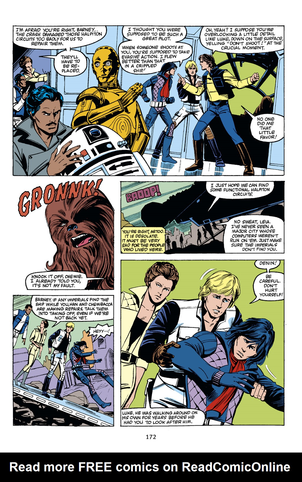 Read online Star Wars Omnibus comic -  Issue # Vol. 21 - 165