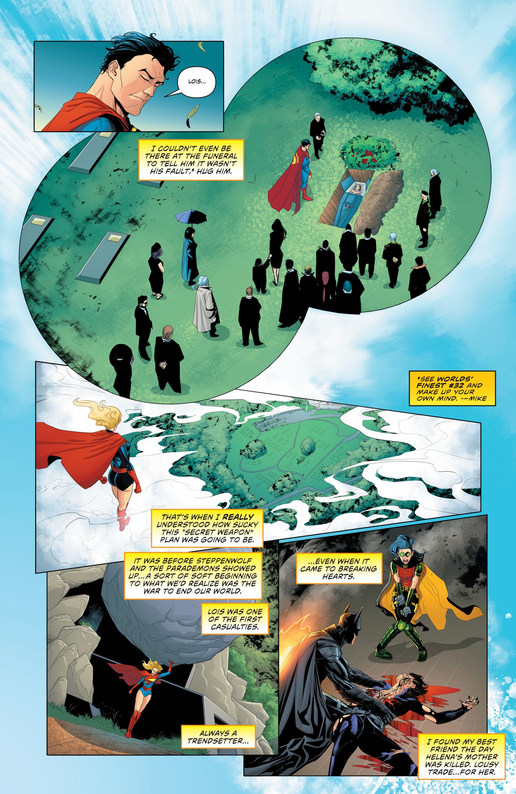 Read online Secret Origins (2014) comic -  Issue #9 - 20