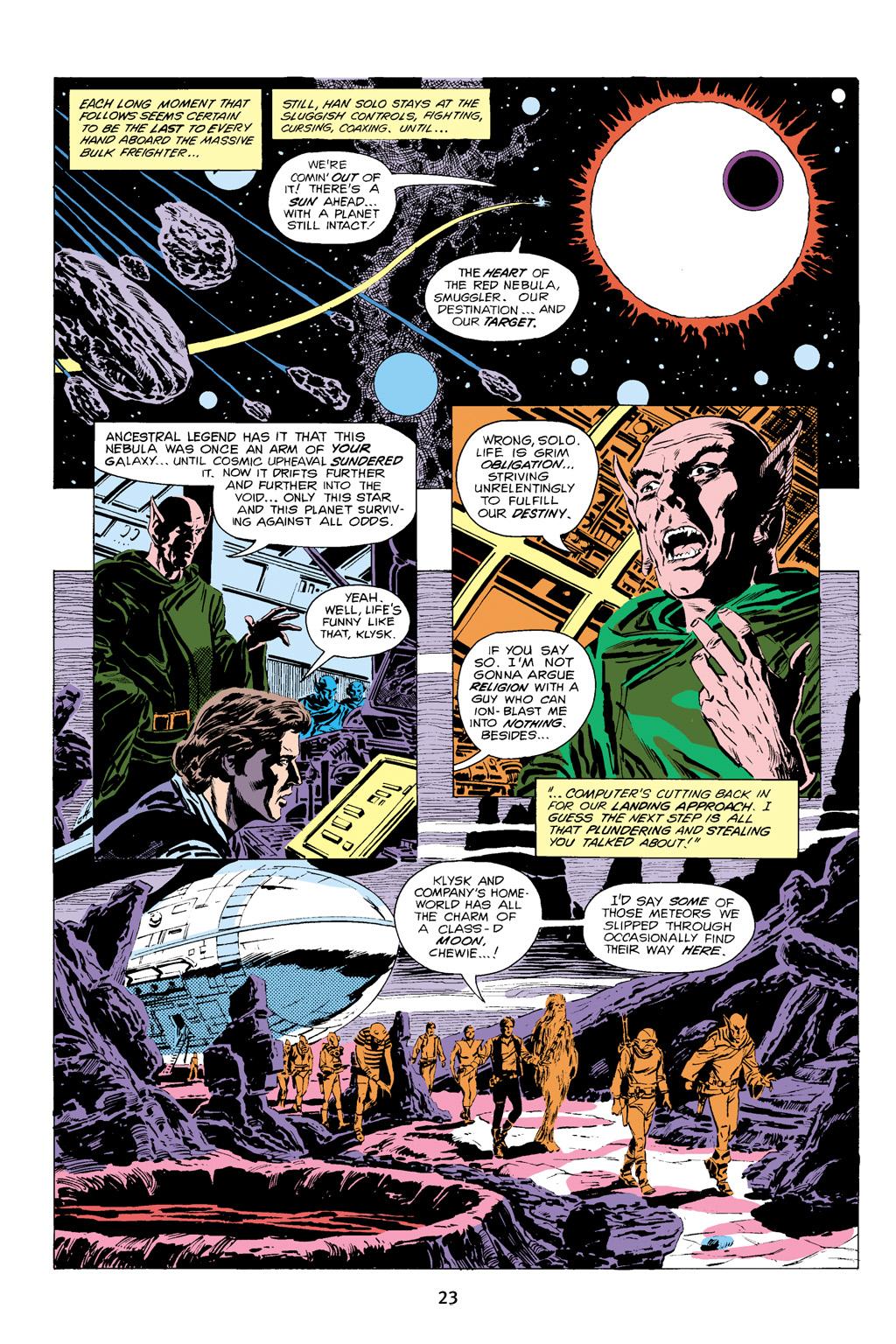 Read online Star Wars Omnibus comic -  Issue # Vol. 16 - 24