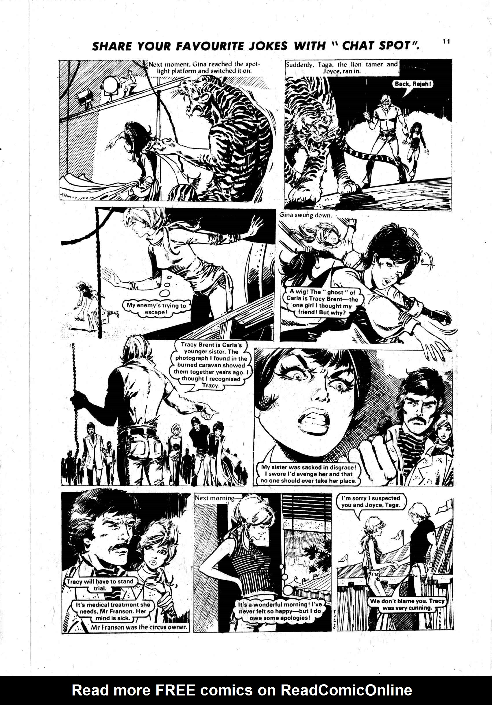 Read online Judy comic -  Issue #16 - 11