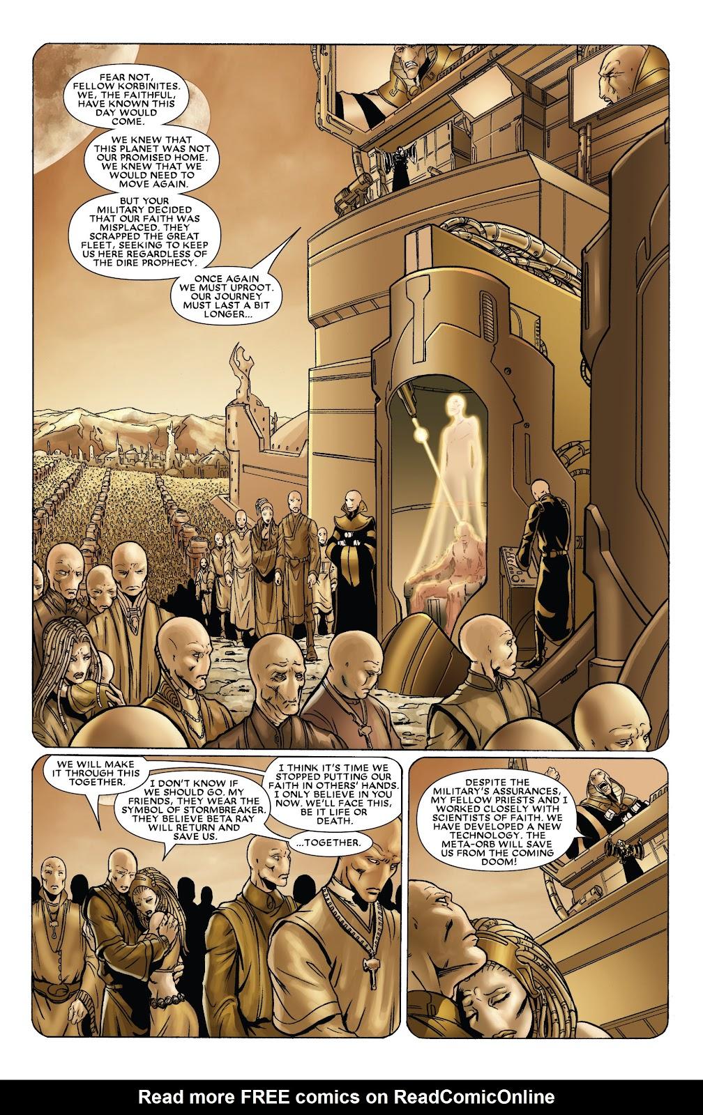 Read online Thor: Ragnaroks comic -  Issue # TPB (Part 4) - 1