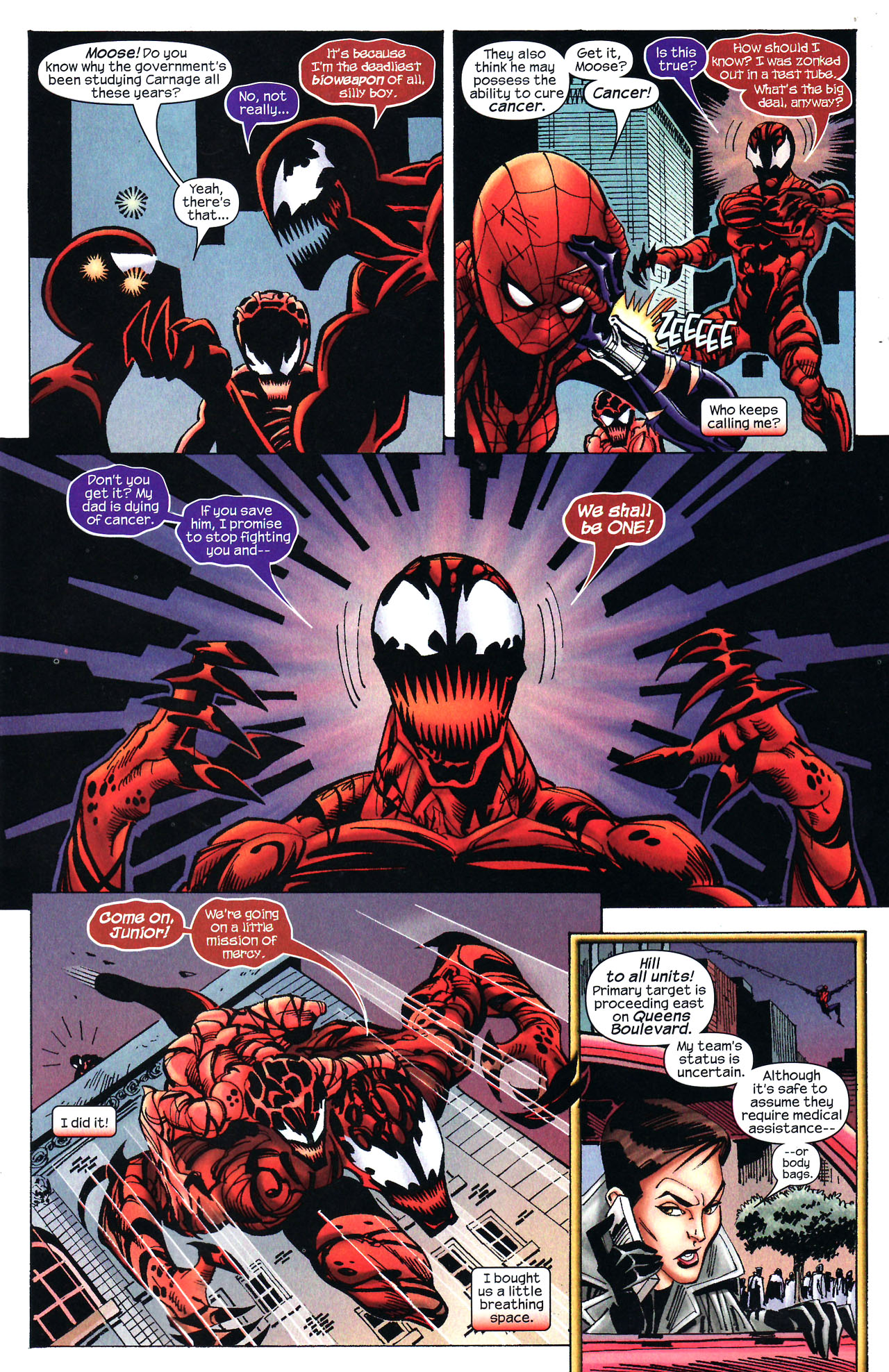 Read online Amazing Spider-Girl comic -  Issue #12 - 11