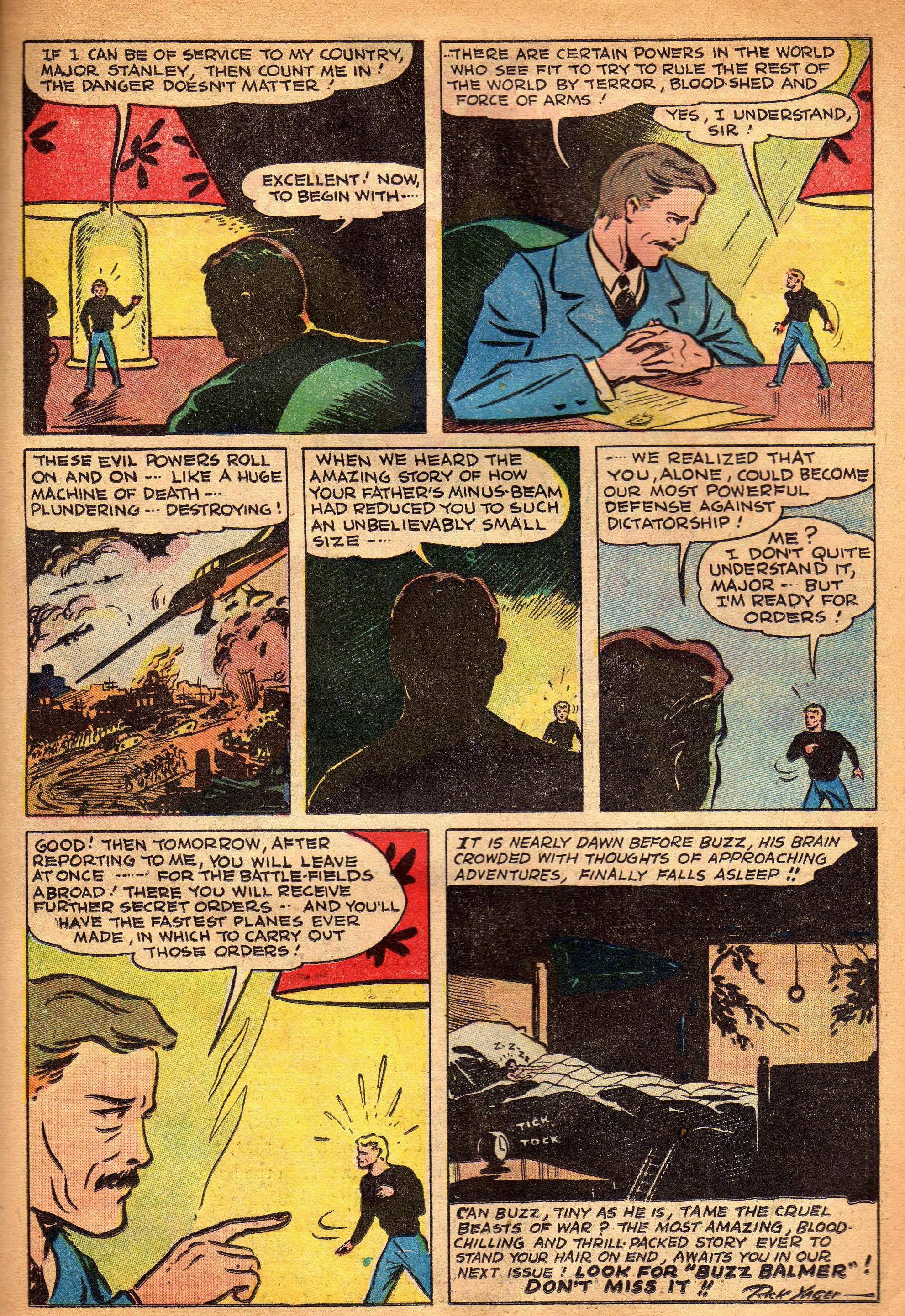 Bang-Up Comics issue 1 - Page 38