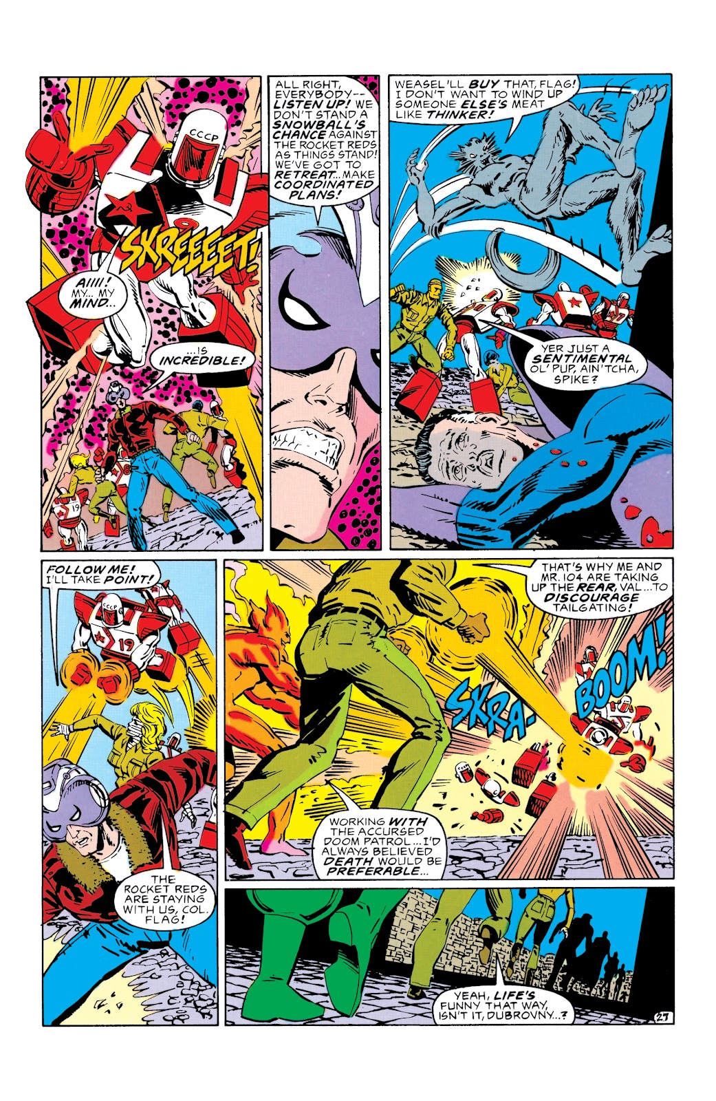 Doom Patrol and Suicide Squad Special issue Special 1 - Page 26