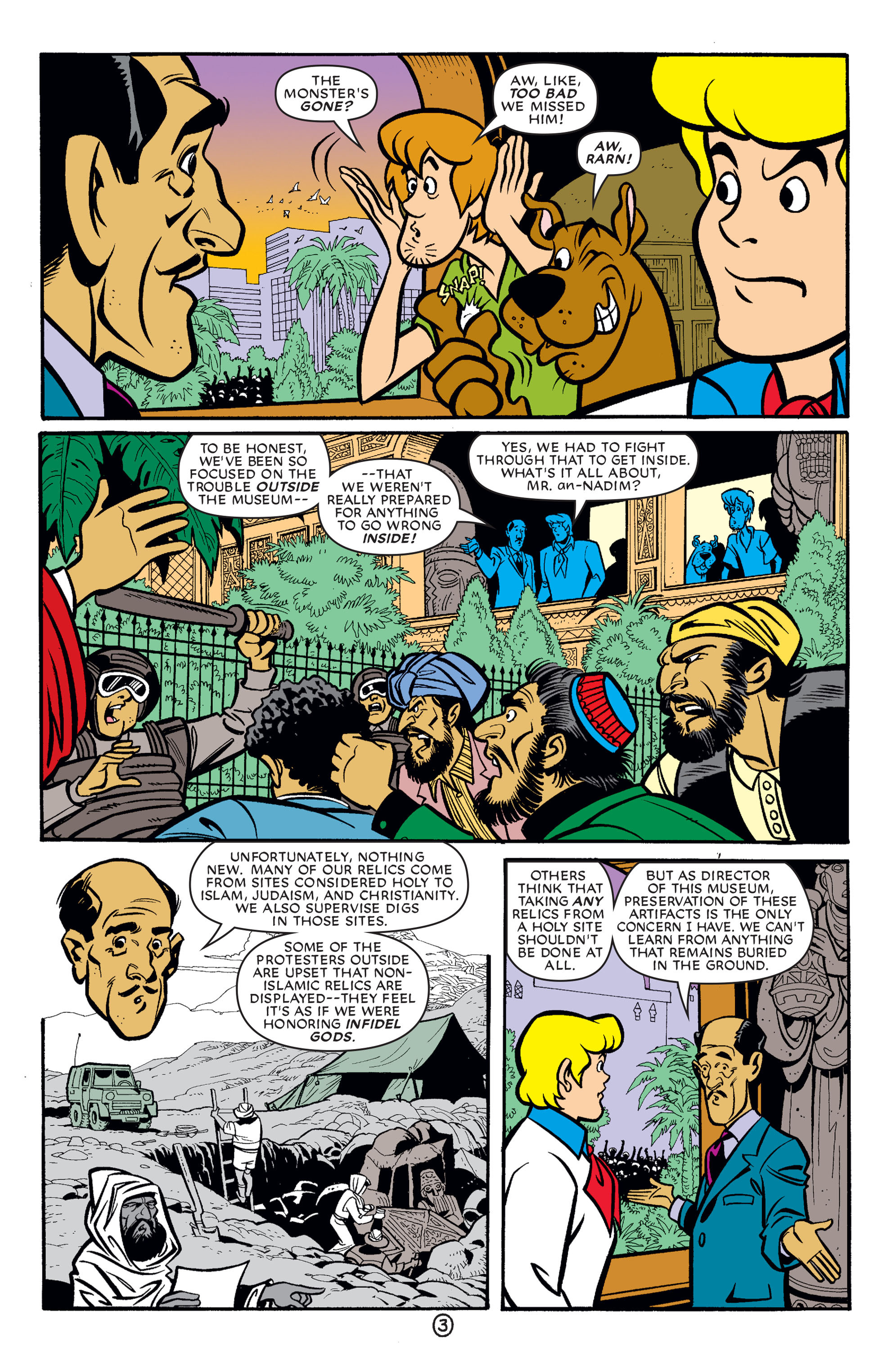 Read online Scooby-Doo (1997) comic -  Issue #62 - 14