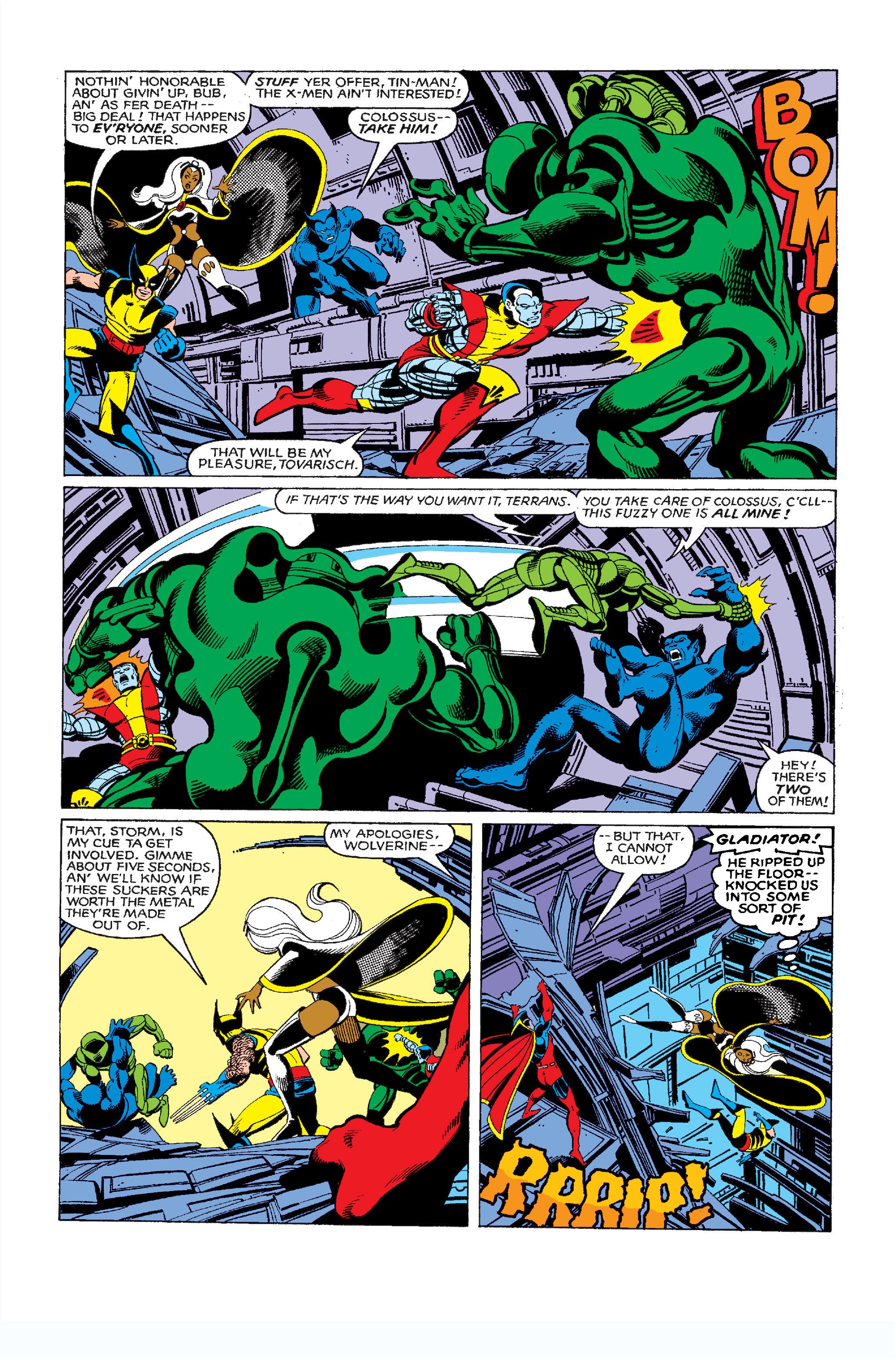 Uncanny X-Men (1963) 137 Page 16