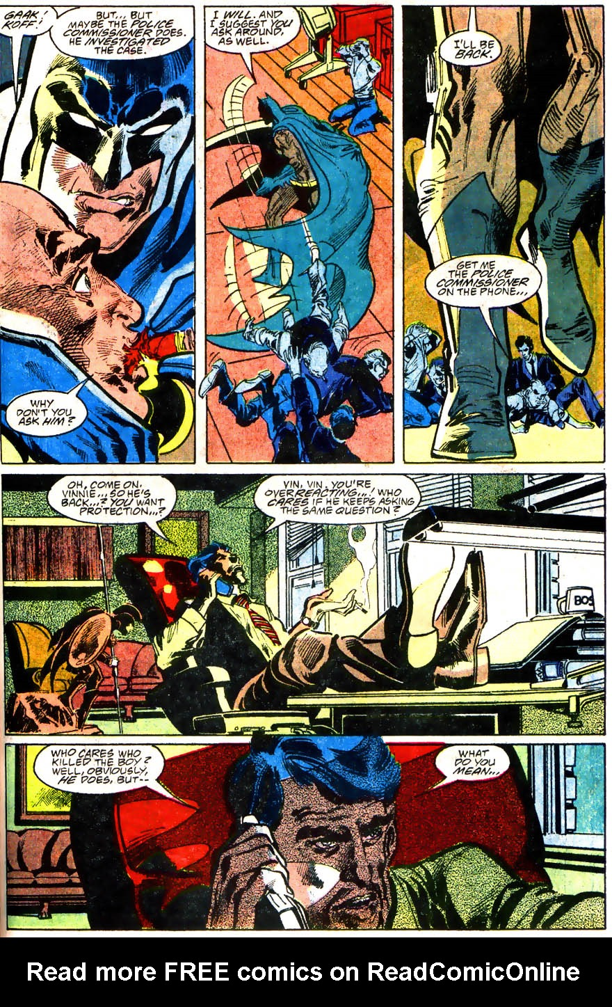 Read online Detective Comics (1937) comic -  Issue # _Annual 4 - 36
