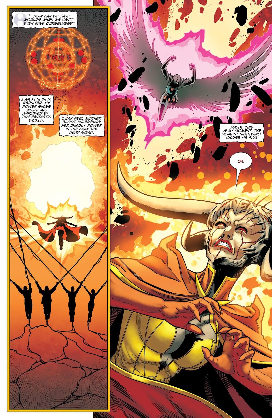 Read online Titans (2016) comic -  Issue #36 - 10