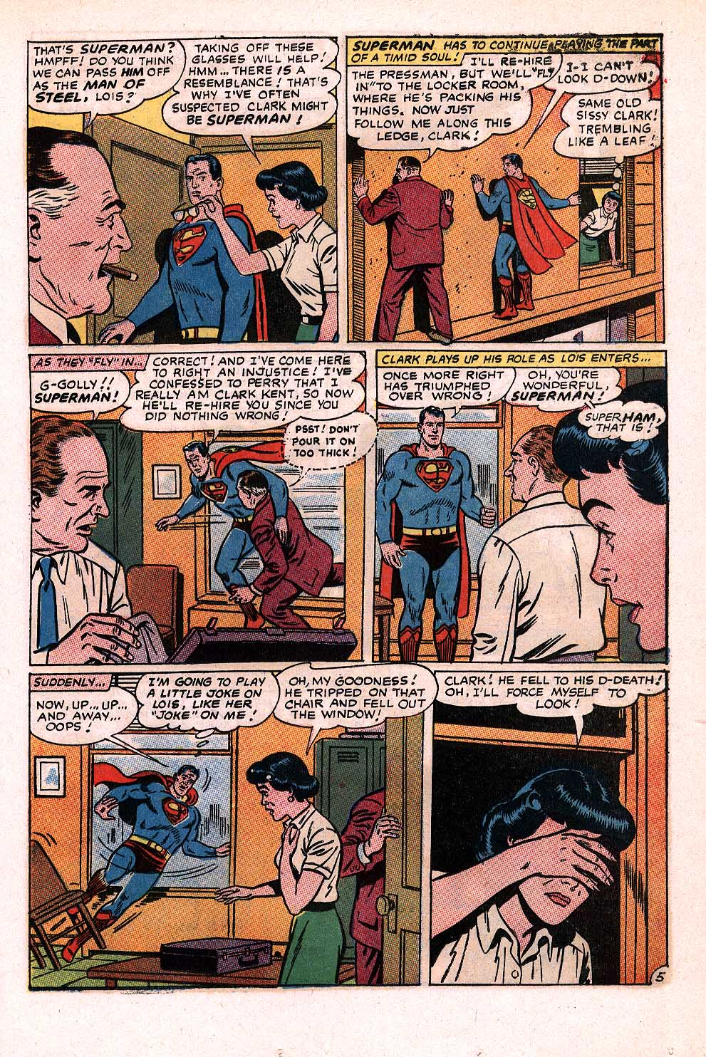 Action Comics (1938) 331 Page 5