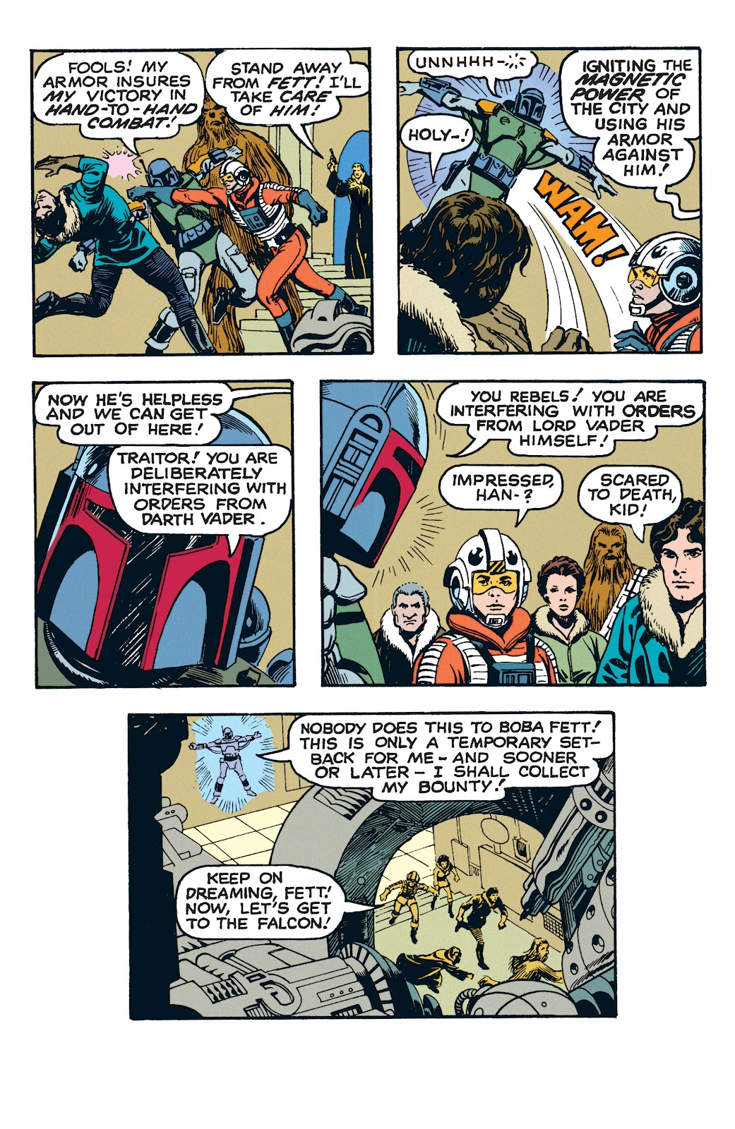 Read online Star Wars Legends: The Newspaper Strips - Epic Collection comic -  Issue # TPB (Part 3) - 79