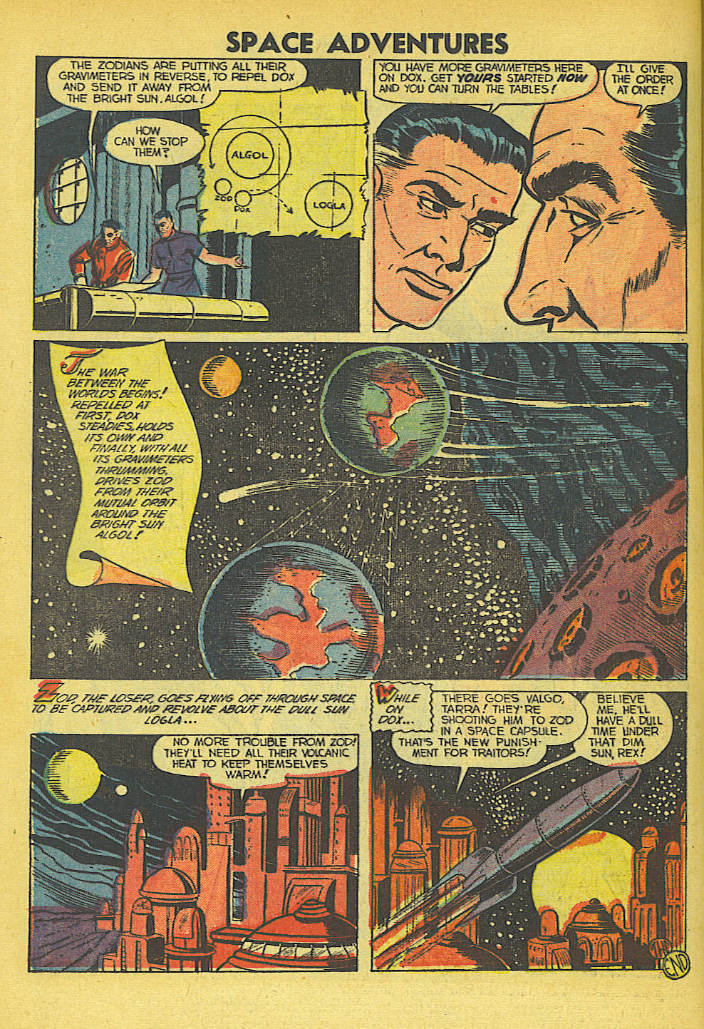 Space Adventures (1952) issue 5 - Page 25