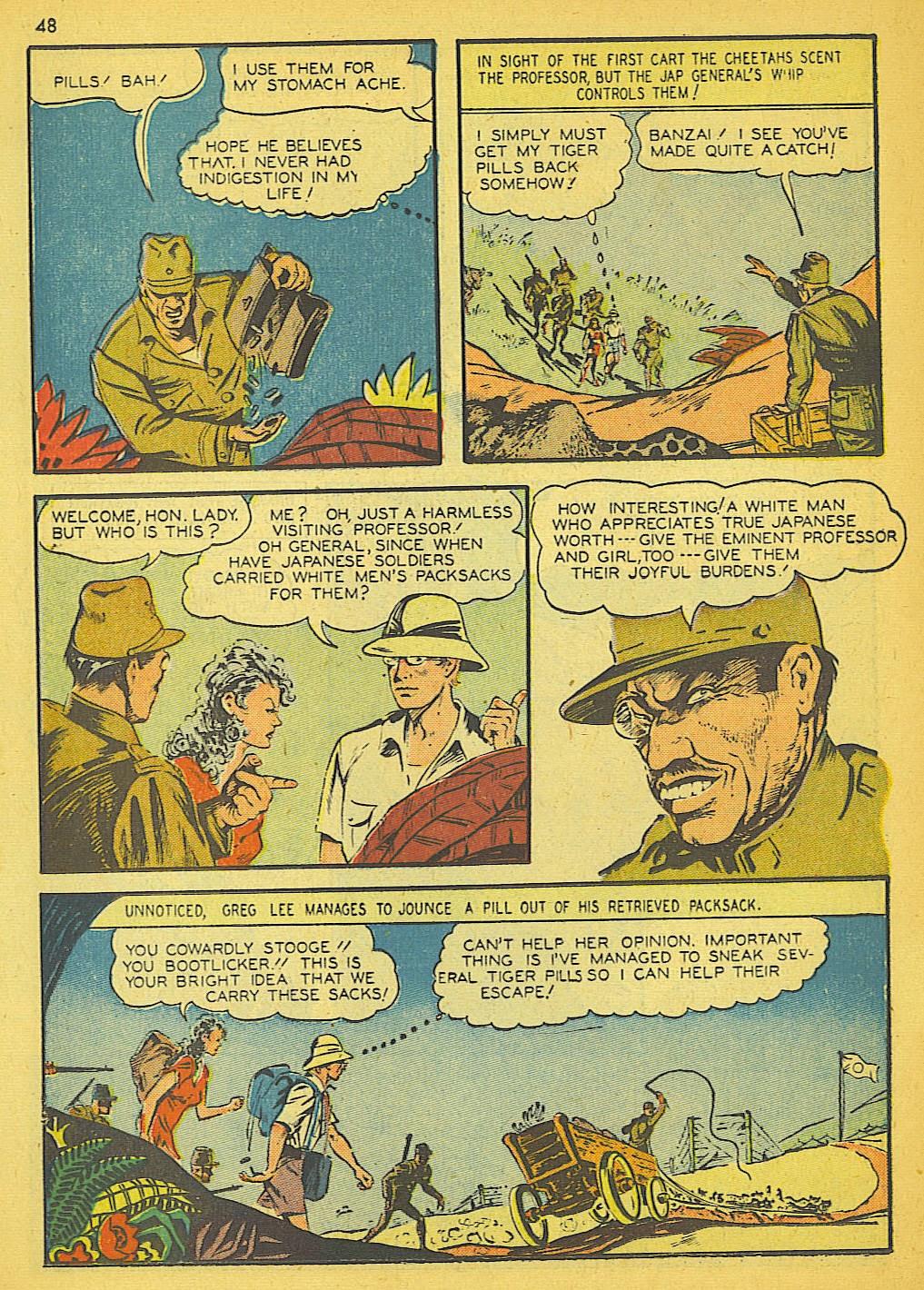 Read online Super-Magician Comics comic -  Issue #19 - 40