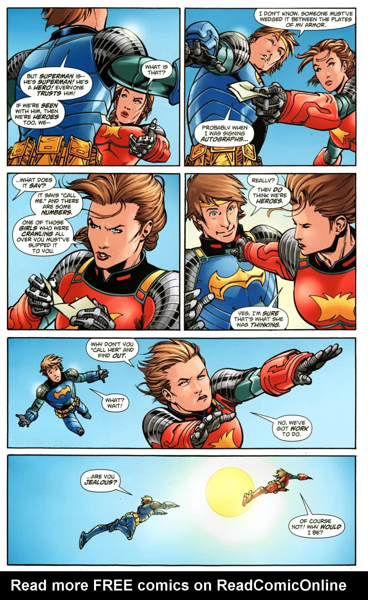 Action Comics (1938) 880 Page 19
