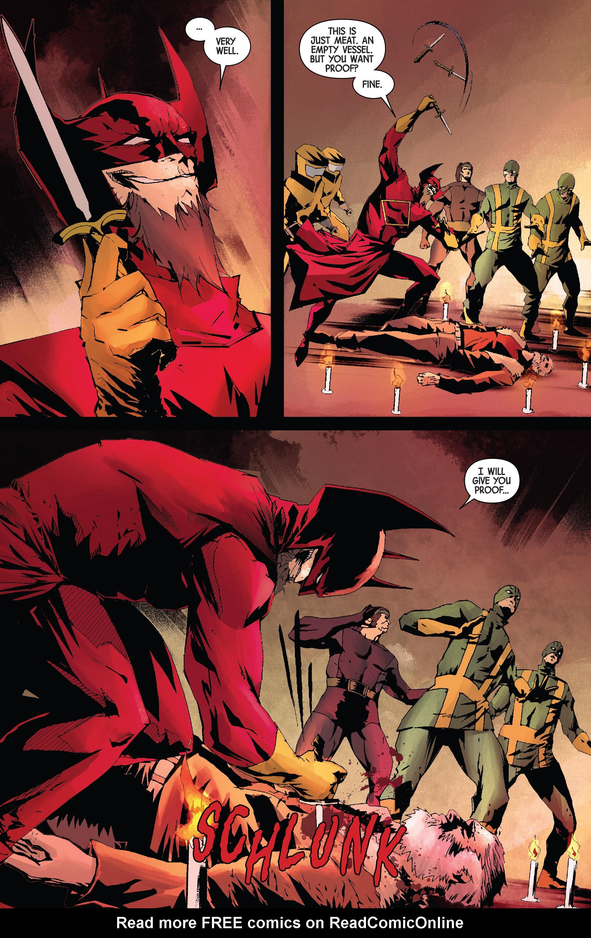 Read online Old Man Logan (2016) comic -  Issue #23 - 4