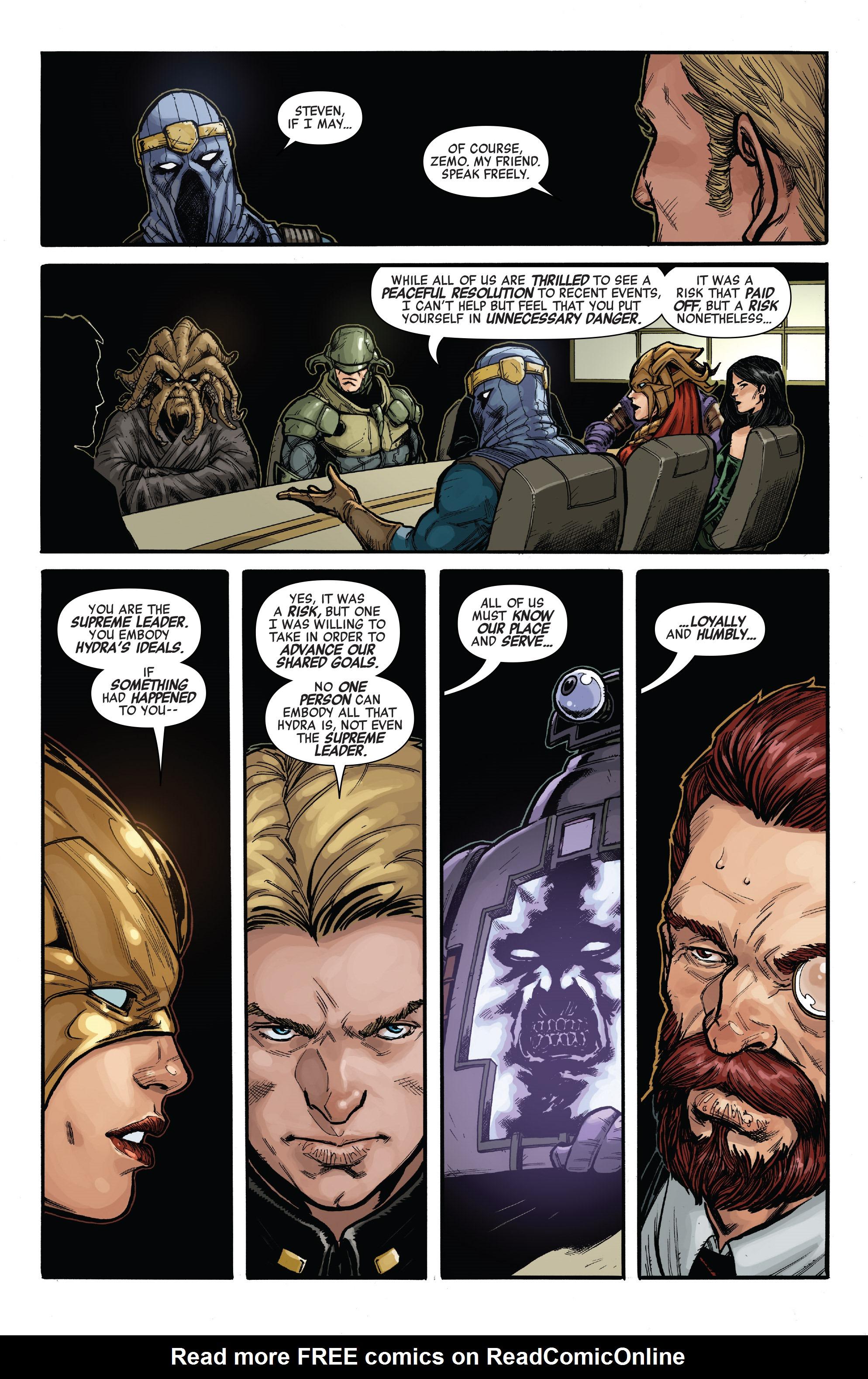 Read online Secret Empire: United comic -  Issue # Full - 30