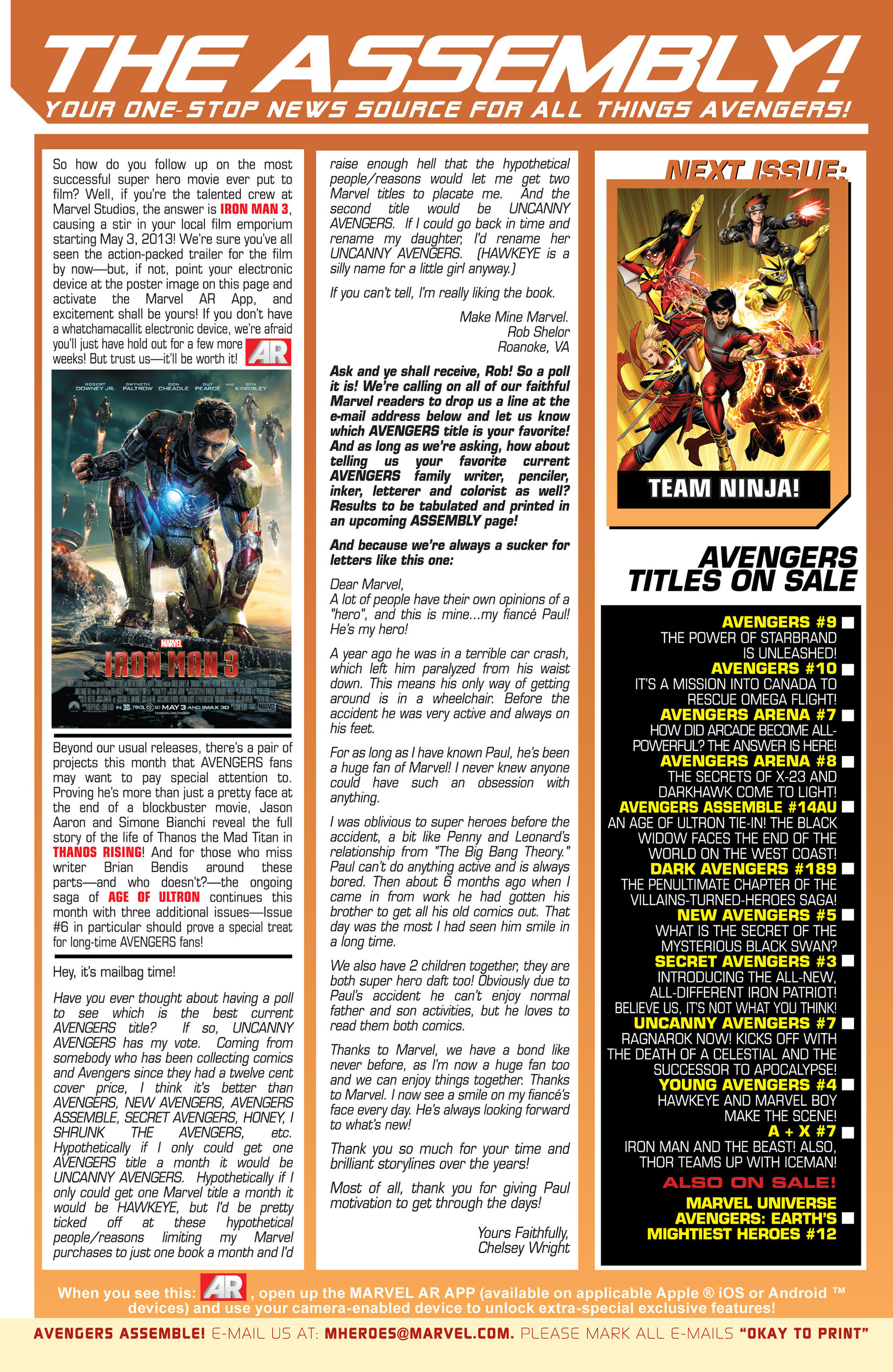 Read online Avengers (2013) comic -  Issue #10 - 26