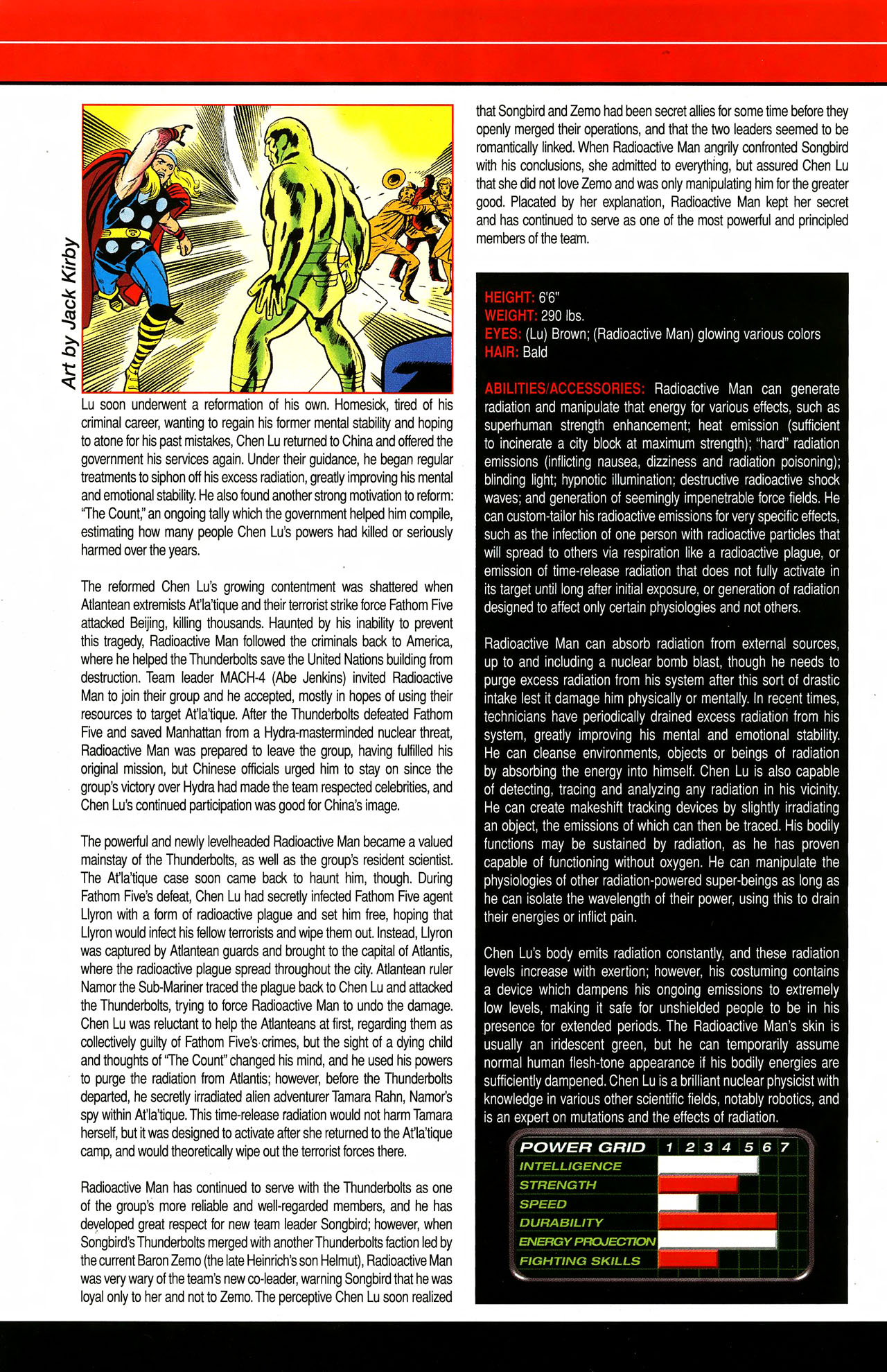 Read online All-New Official Handbook of the Marvel Universe A to Z comic -  Issue #9 - 10